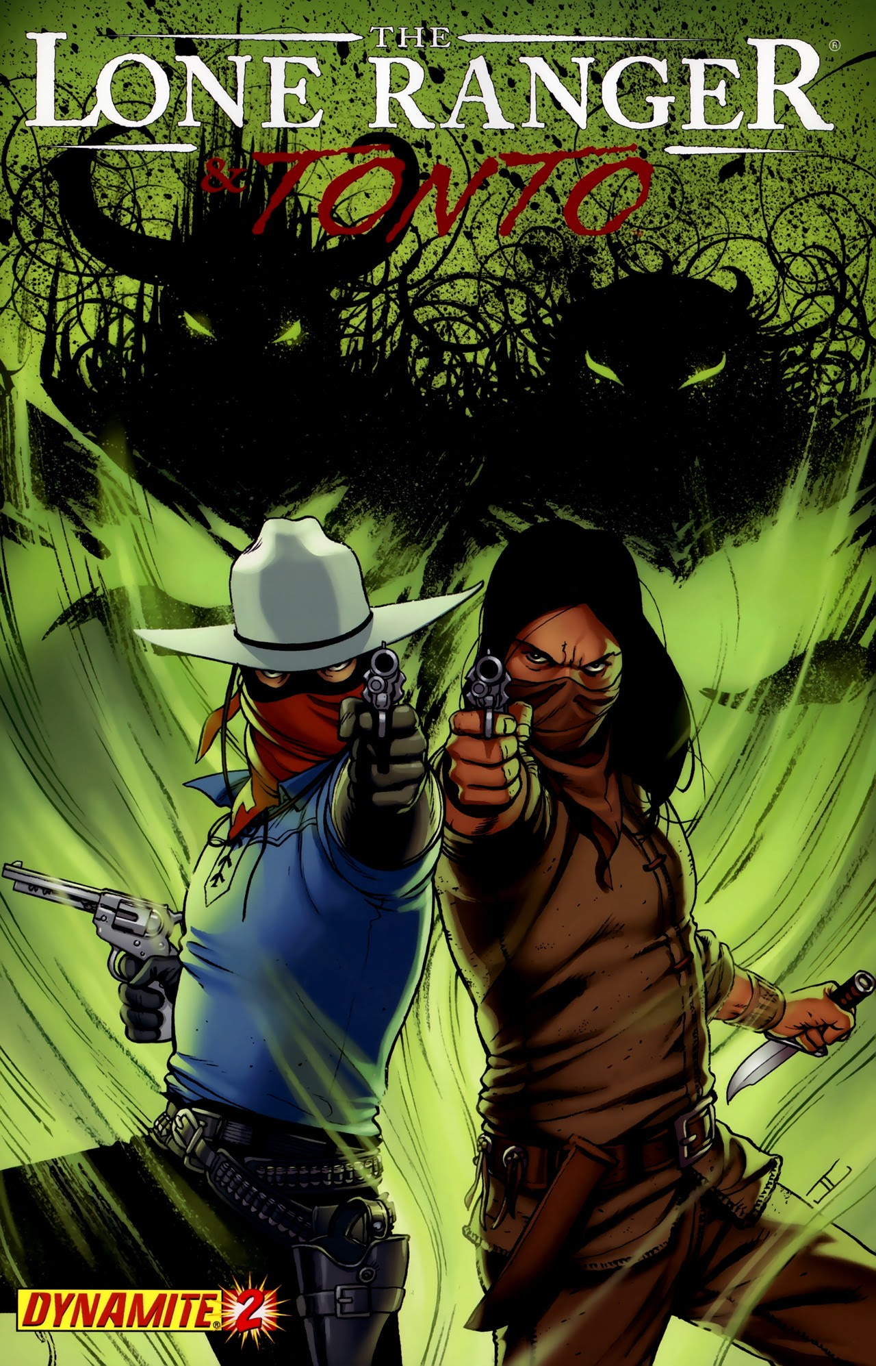 The Lone Ranger & Tonto issue 2 - Page 1