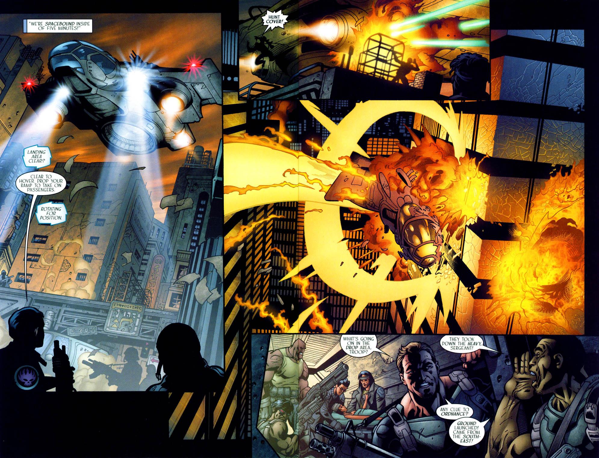 Read online Sigil (2000) comic -  Issue #35 - 13