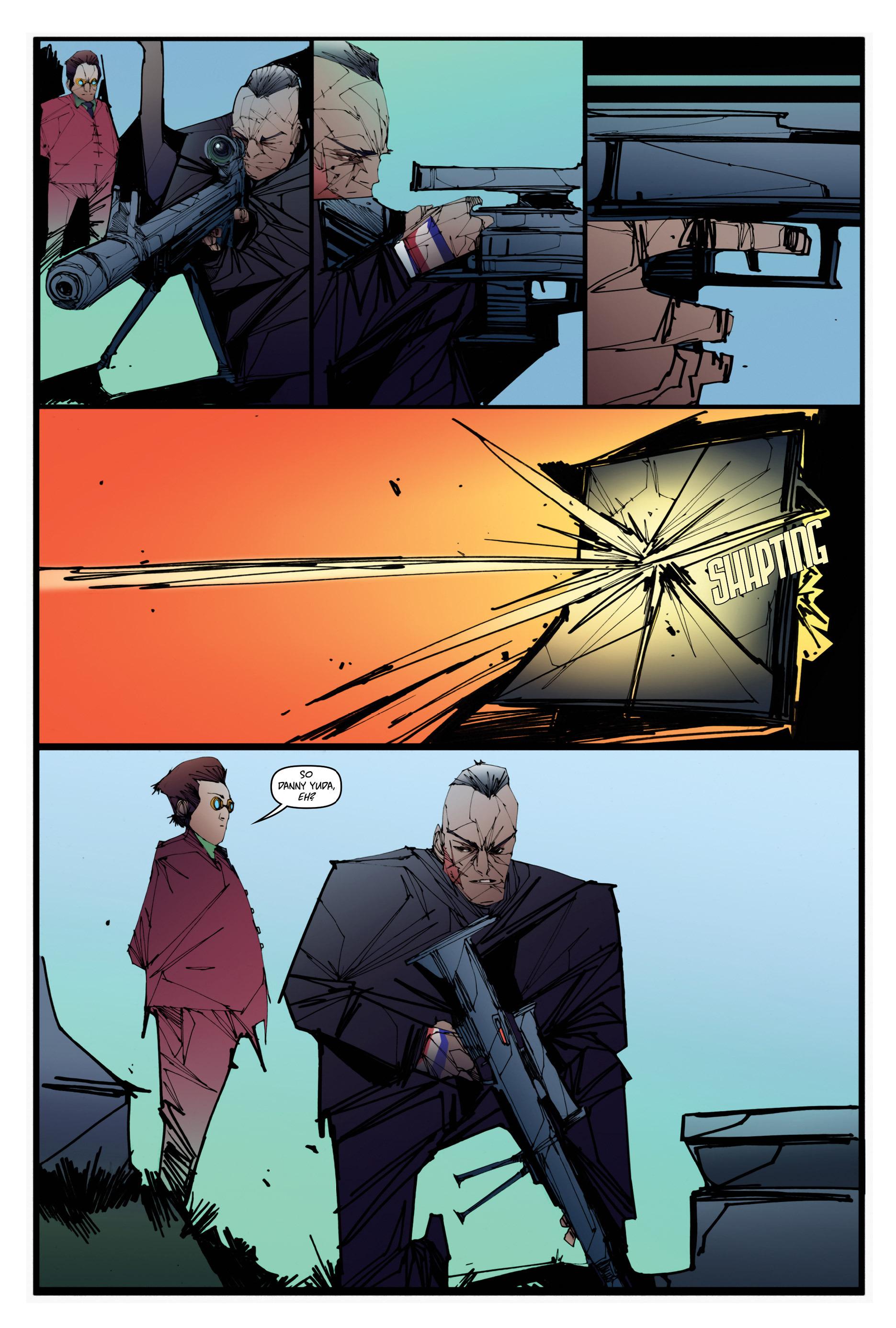 Read online Scrimshaw comic -  Issue #1 - 27