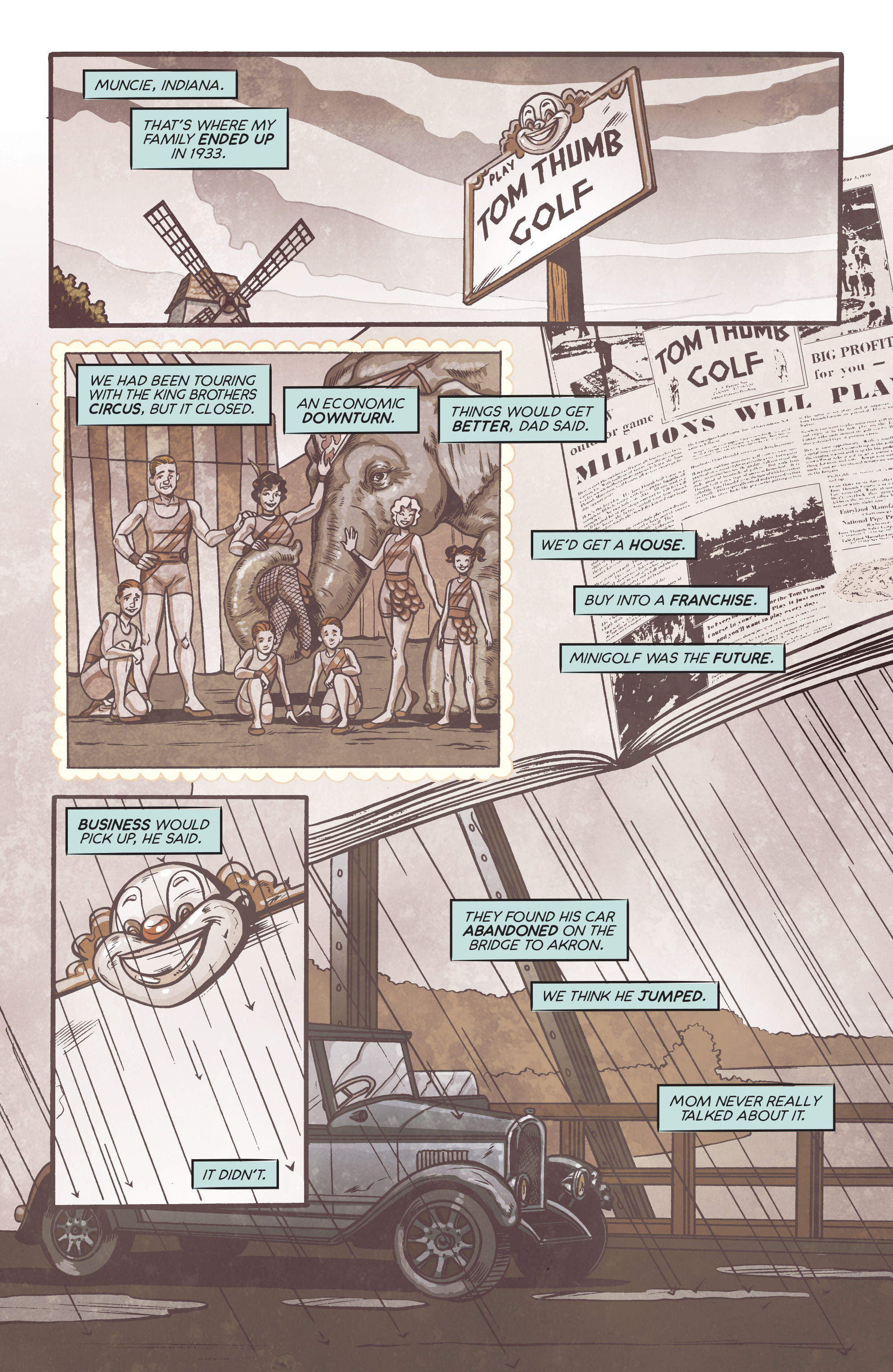 Read online Angel City comic -  Issue #2 - 3