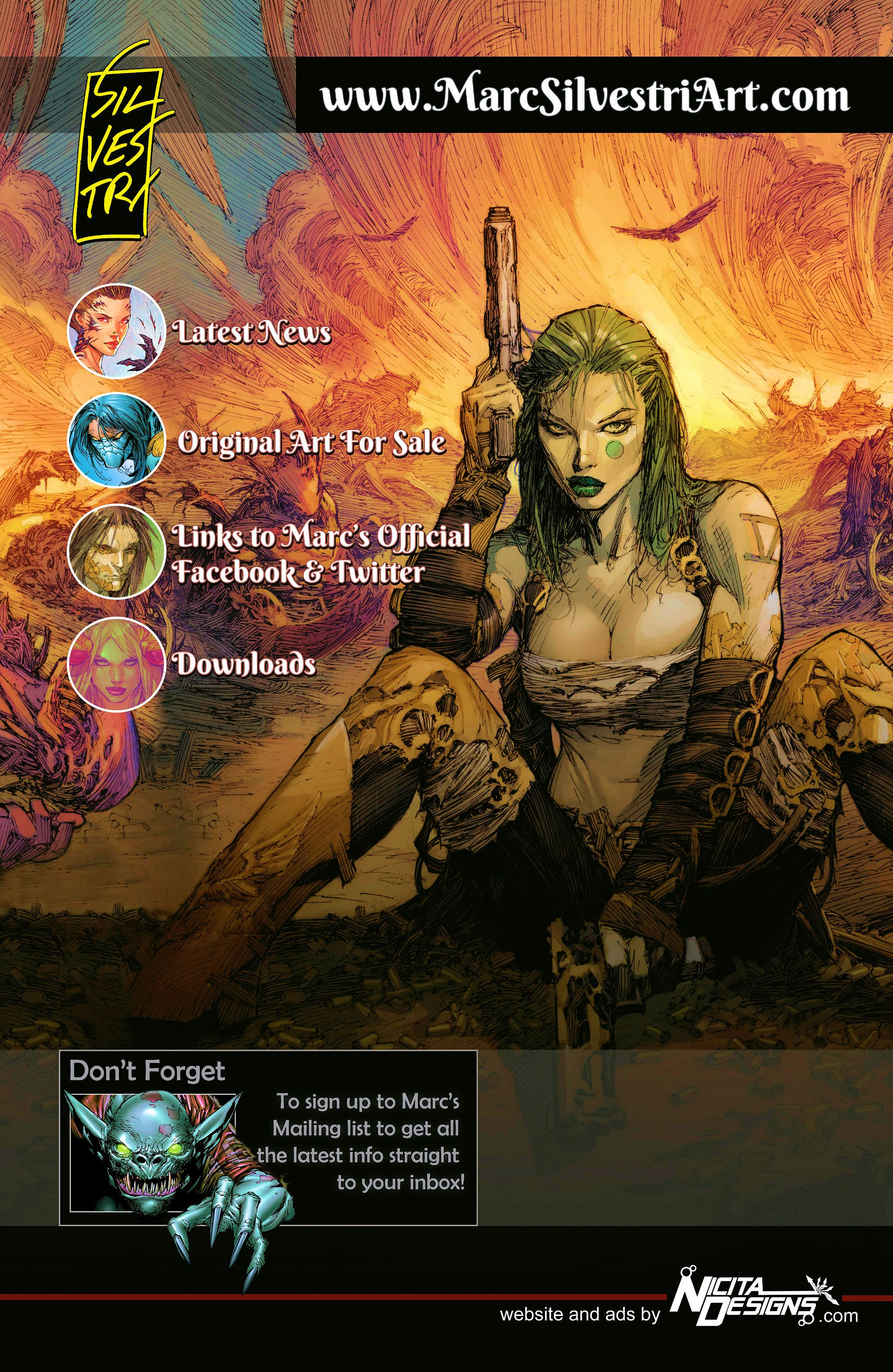 Read online Aphrodite IX (2013) comic -  Issue #7 - 25