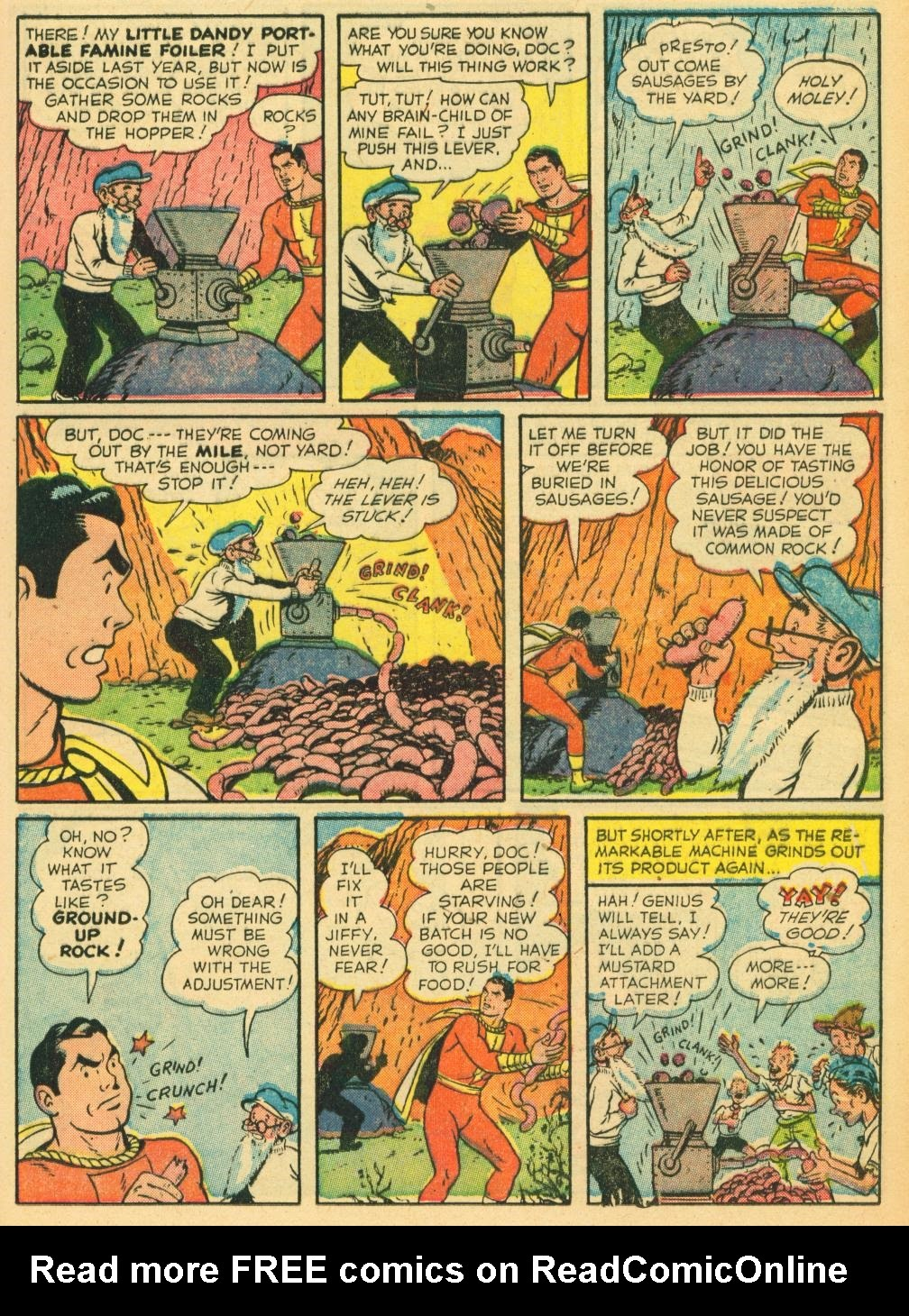 Captain Marvel Adventures issue 130 - Page 21