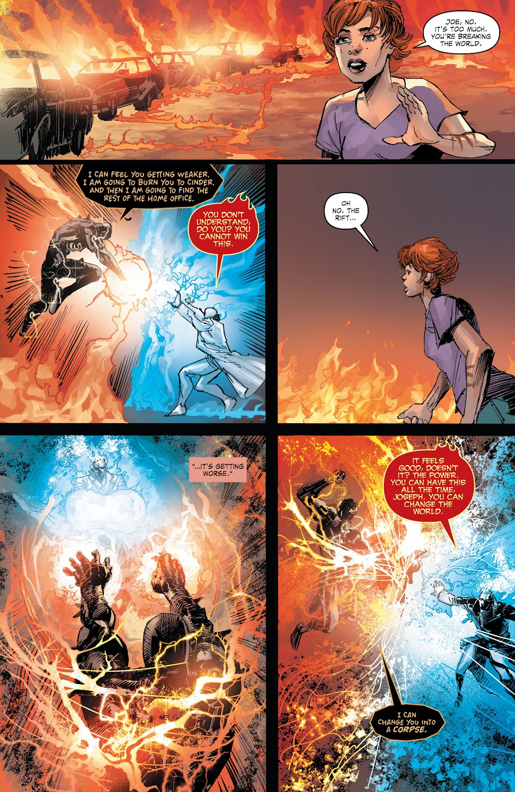 Read online The Curse of Brimstone: Ashes comic -  Issue # TPB (Part 2) - 65