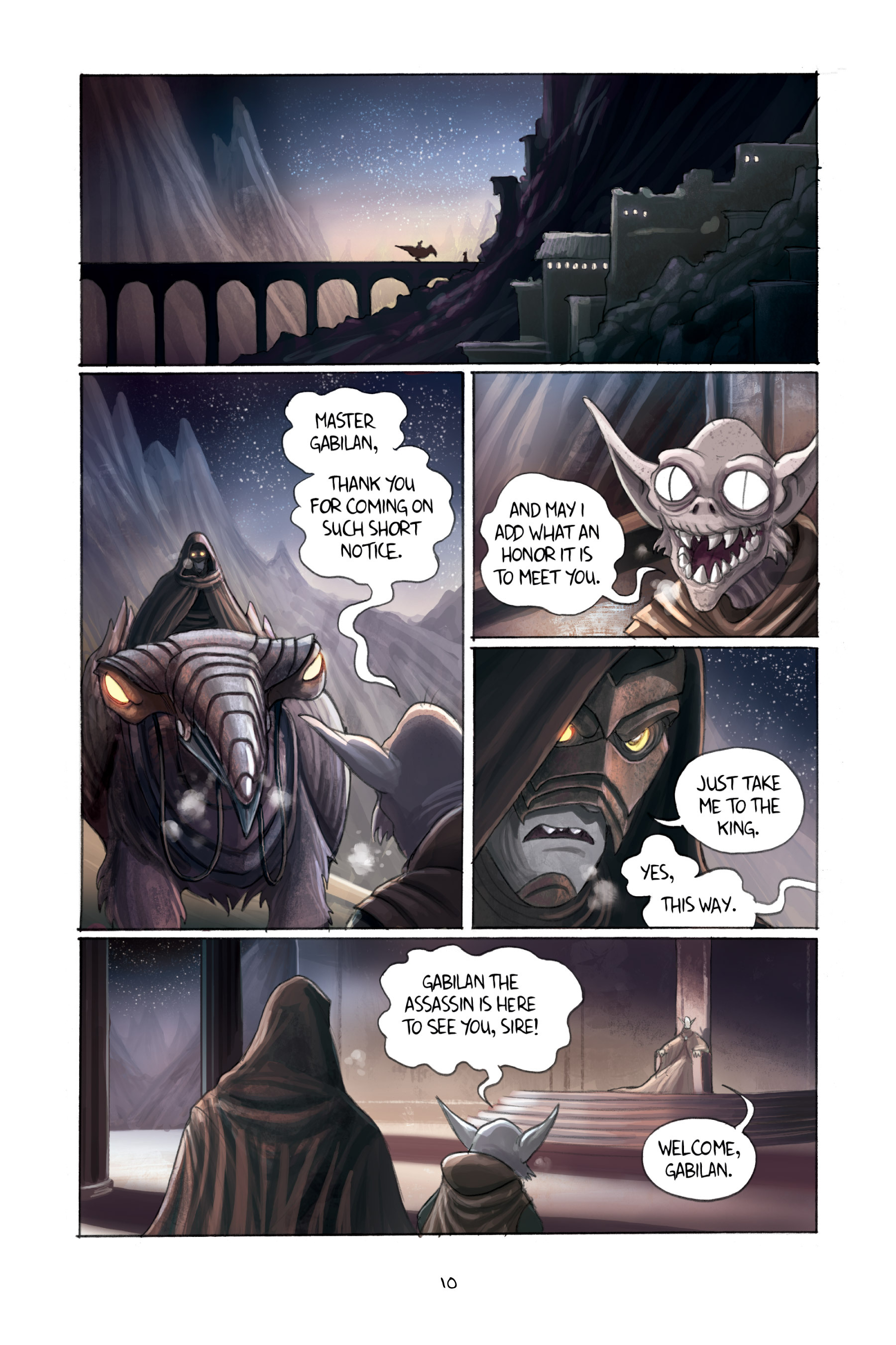 Read online Amulet comic -  Issue #3 - 12