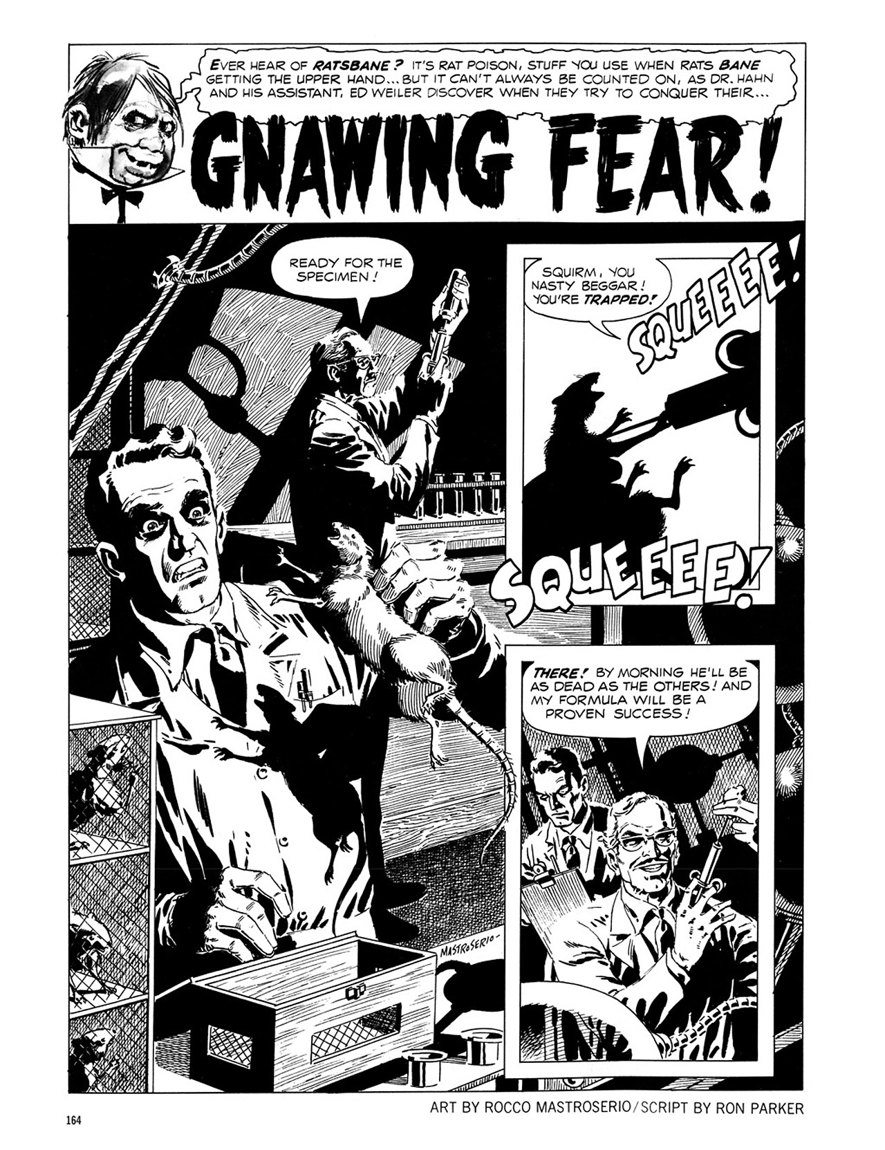 Read online Eerie Archives comic -  Issue # TPB 1 - 165