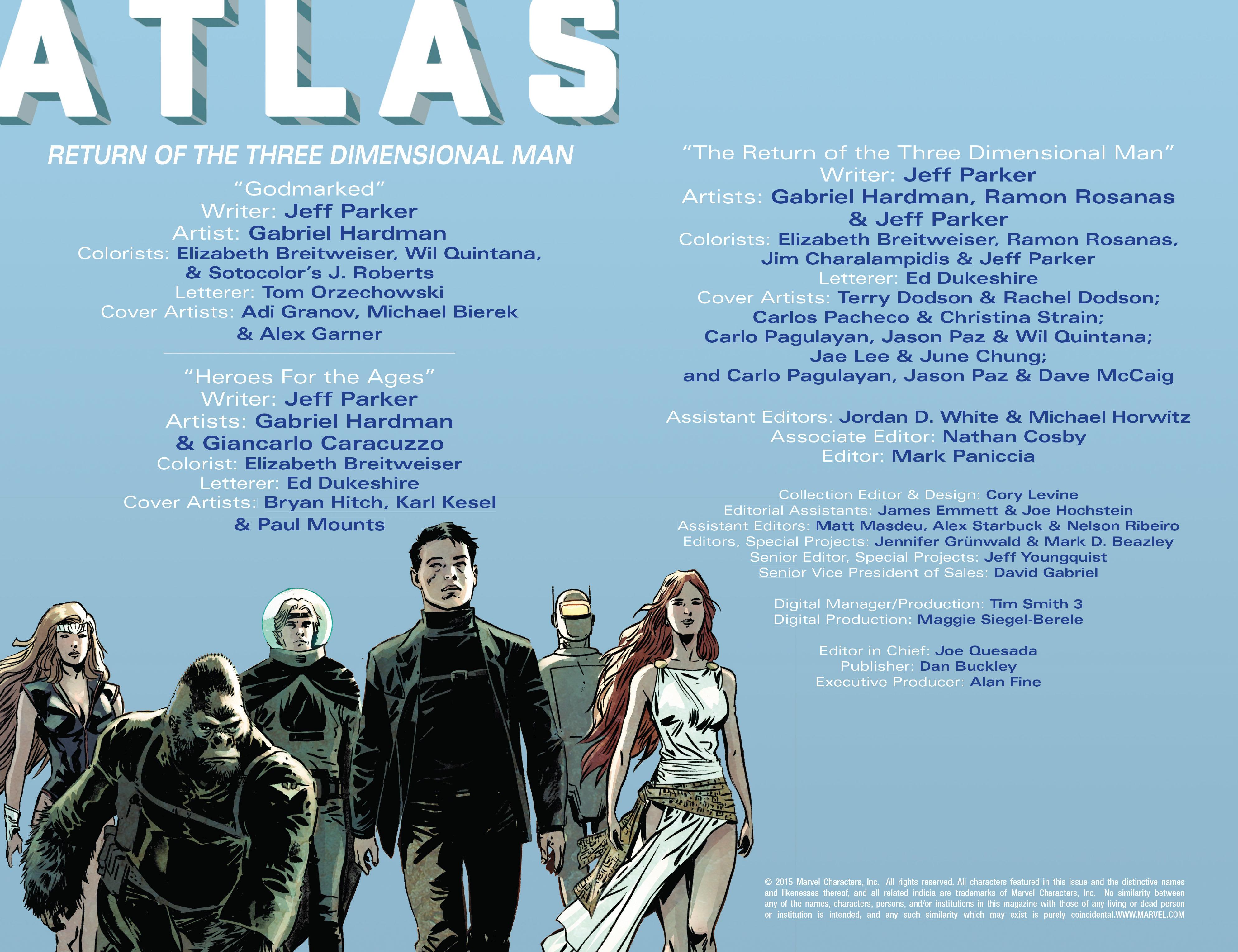 Read online Atlas comic -  Issue #Atlas _TPB - 3