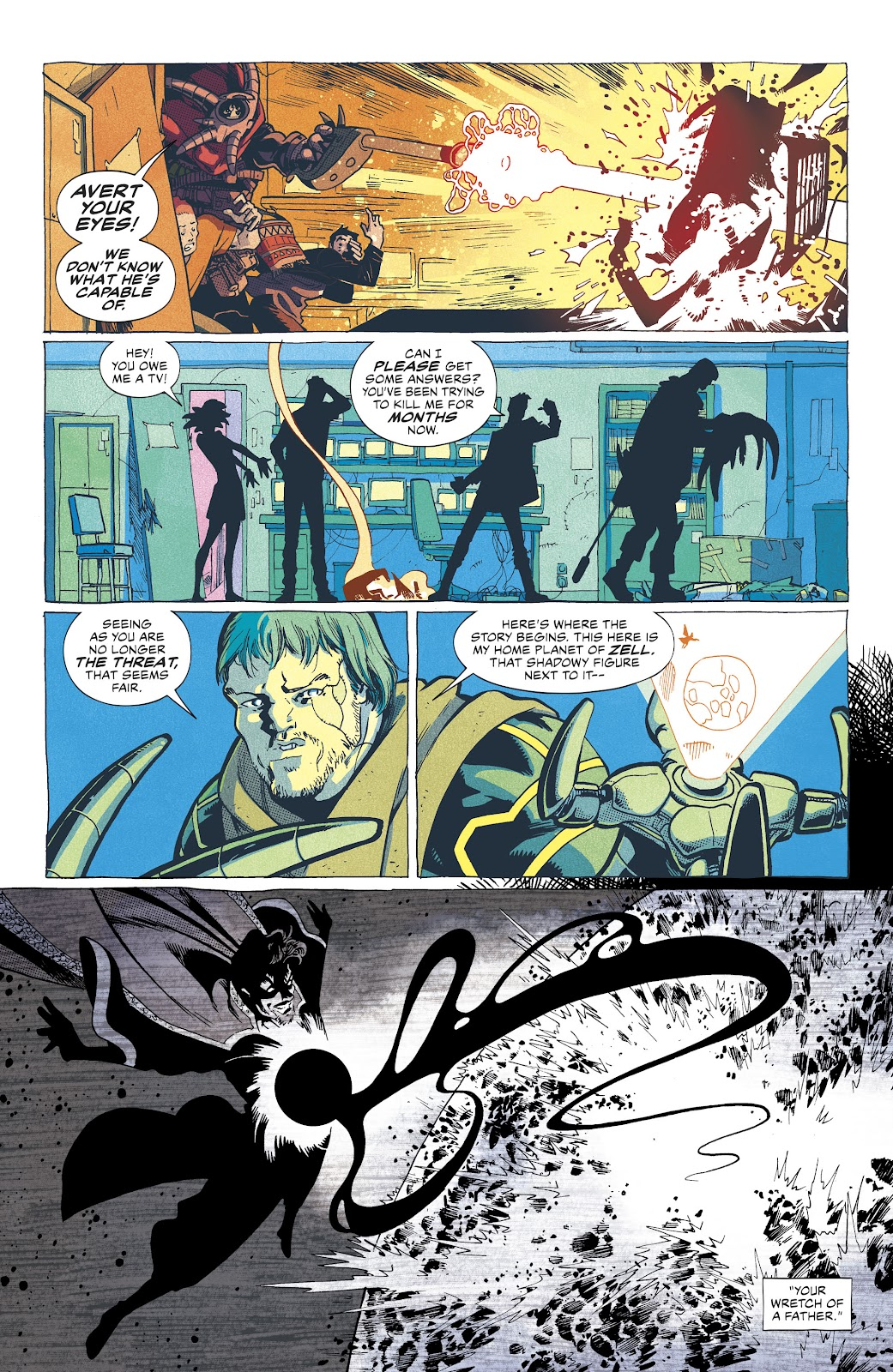 Collapser issue 6 - Page 7