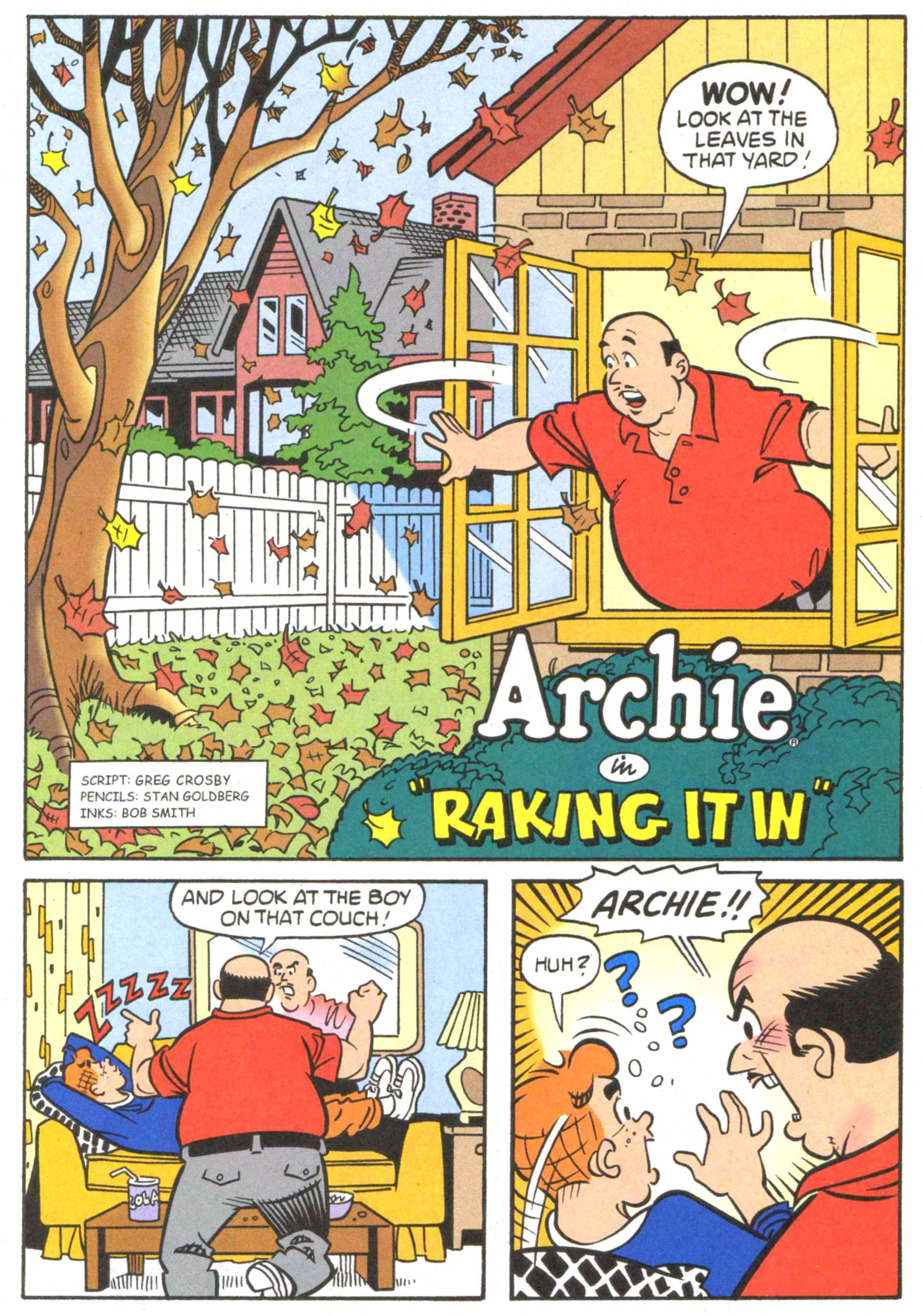 Read online Archie (1960) comic -  Issue #513 - 13