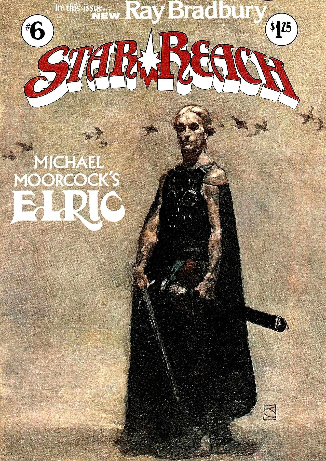 Read online Star*Reach comic -  Issue #6 - 1