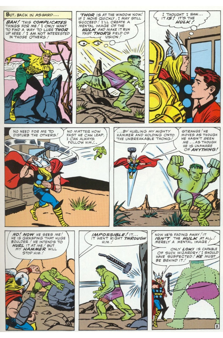The Avengers (1963) 1 Page 8