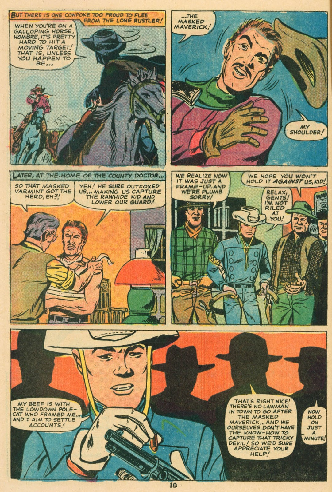 The Rawhide Kid (1955) issue 117 - Page 7