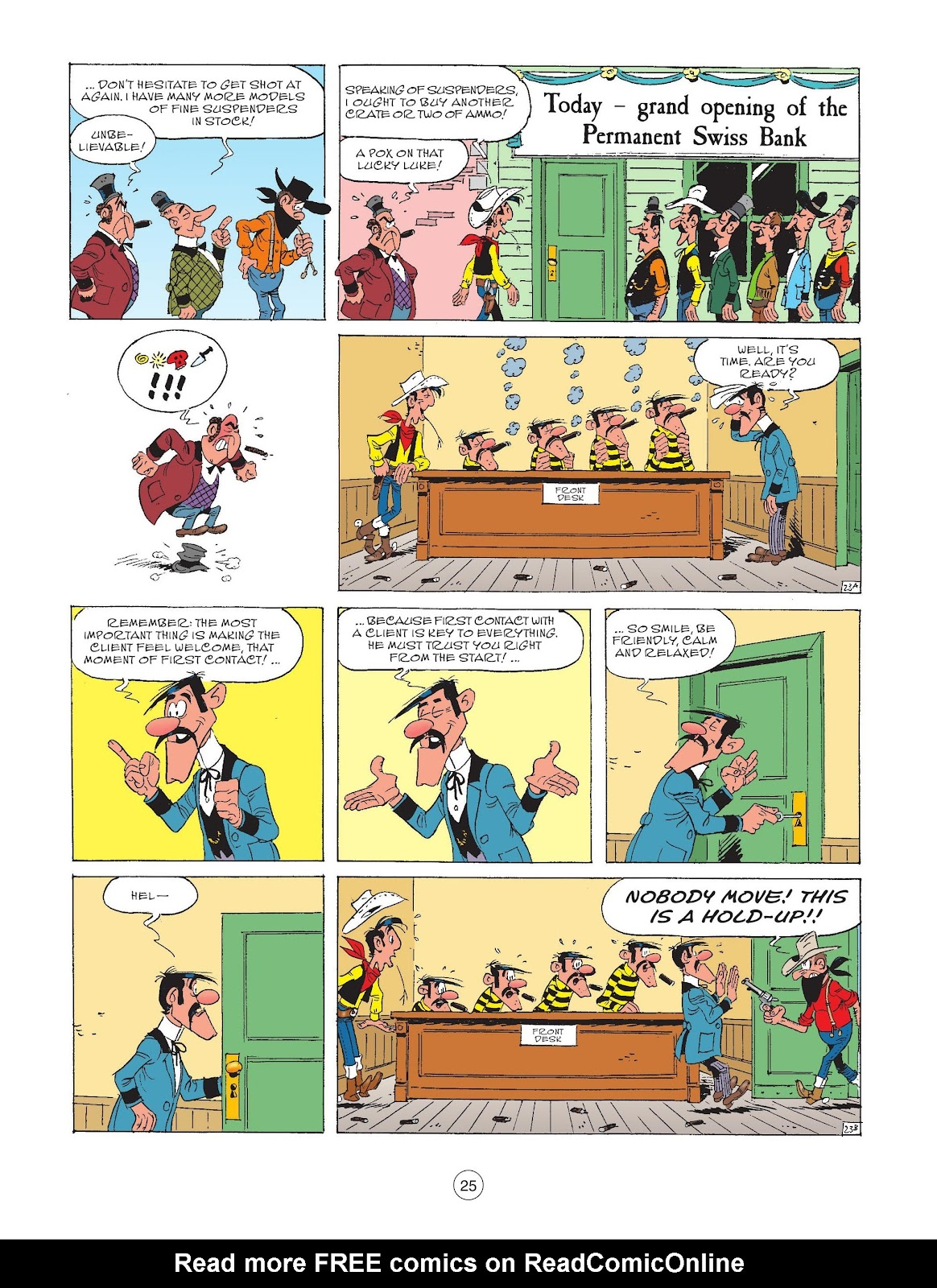 A Lucky Luke Adventure issue 72 - Page 27