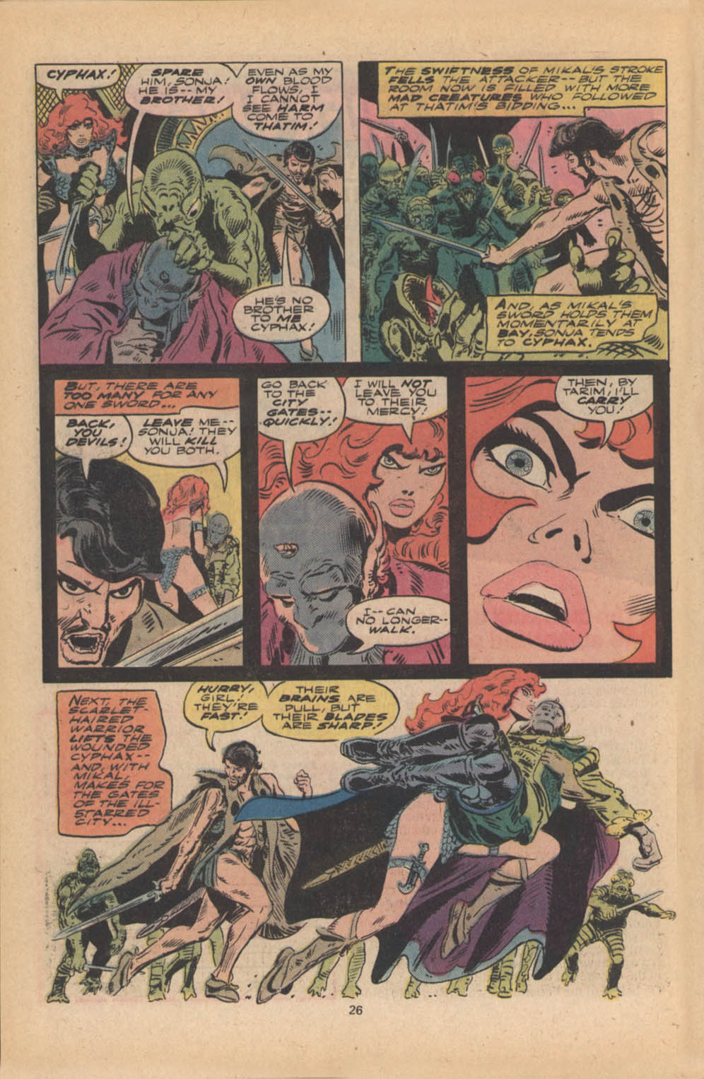 Red Sonja (1977) issue 4 - Page 15