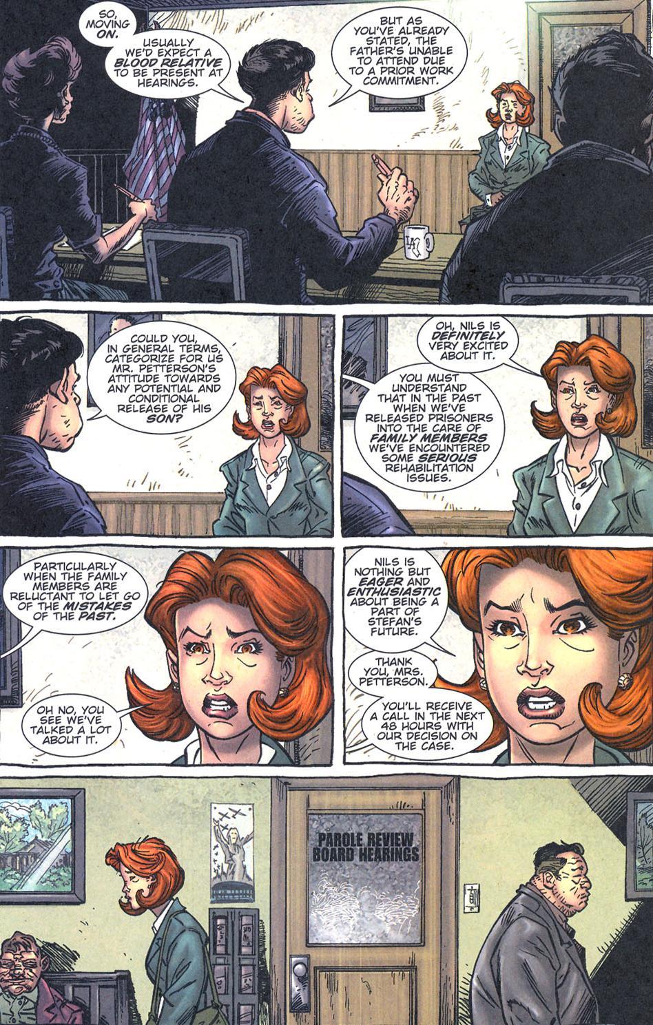 Read online The Exterminators comic -  Issue #16 - 5