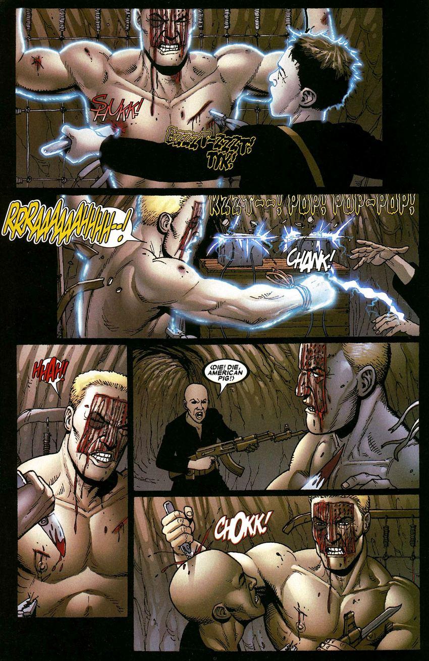 Read online Wolverine: Origins comic -  Issue #2 - 17