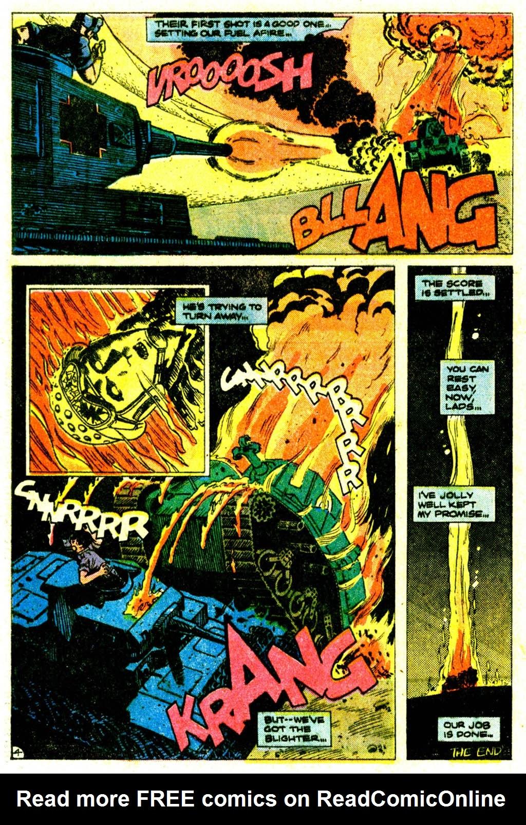 Read online Sgt. Rock comic -  Issue #332 - 27