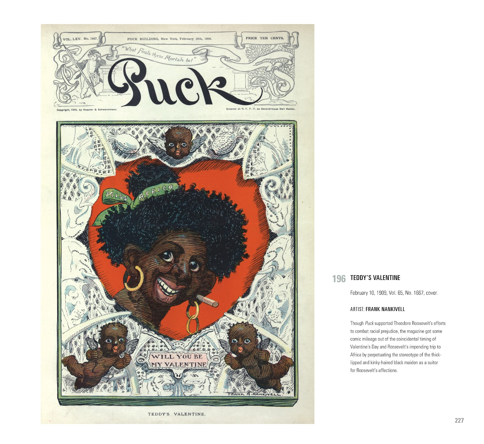 Read online What Fools These Mortals Be!: The Story of Puck Magazine comic -  Issue # TPB (Part 3) - 27