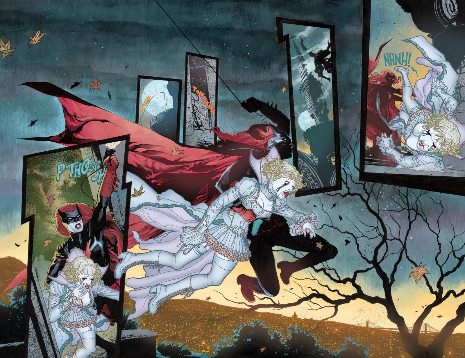 Read online Detective Comics (1937) comic -  Issue # _TPB Batwoman – Elegy (New Edition) (Part 1) - 30