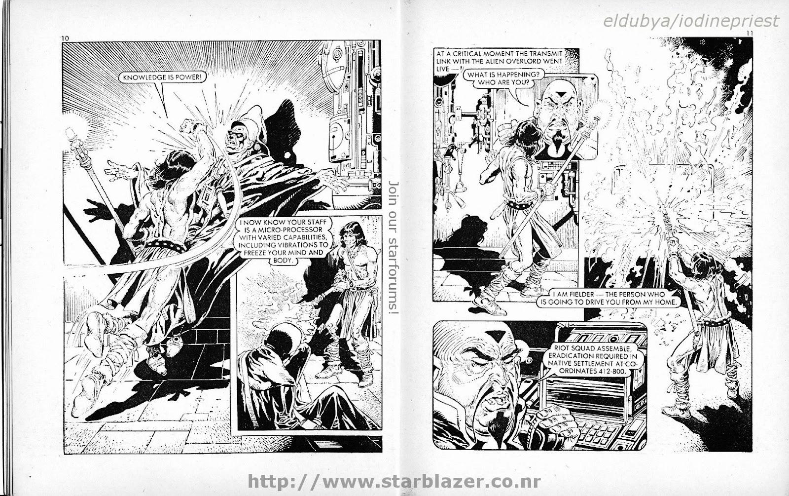 Starblazer issue 118 - Page 7