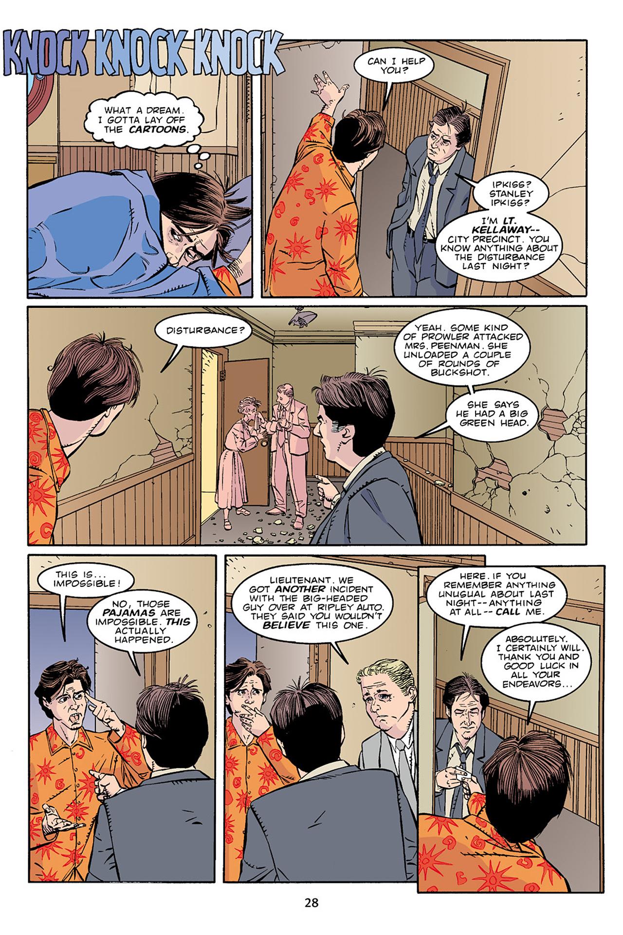 Read online Adventures Of The Mask Omnibus comic -  Issue #Adventures Of The Mask Omnibus Full - 28