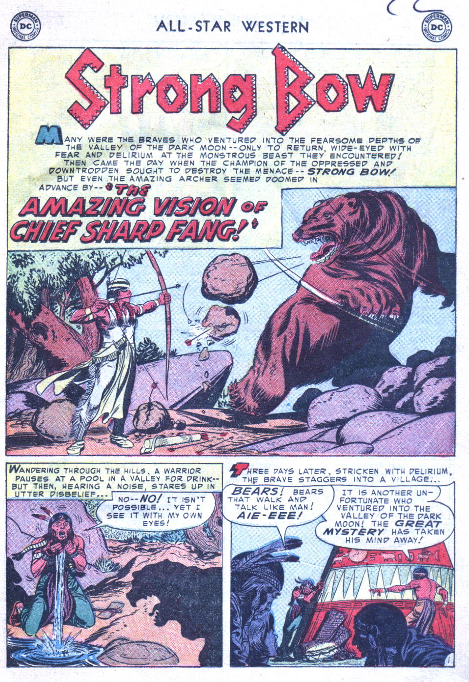 Read online All-Star Western (1951) comic -  Issue #77 - 11