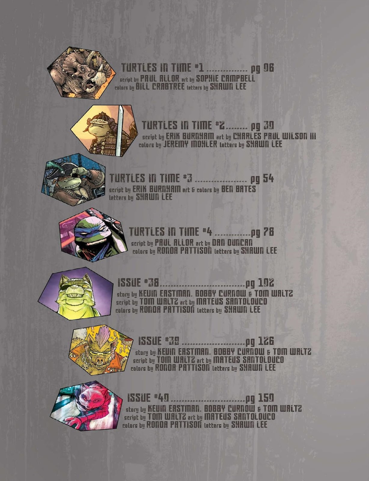 Read online Teenage Mutant Ninja Turtles: The IDW Collection comic -  Issue # TPB 5 (Part 1) - 5