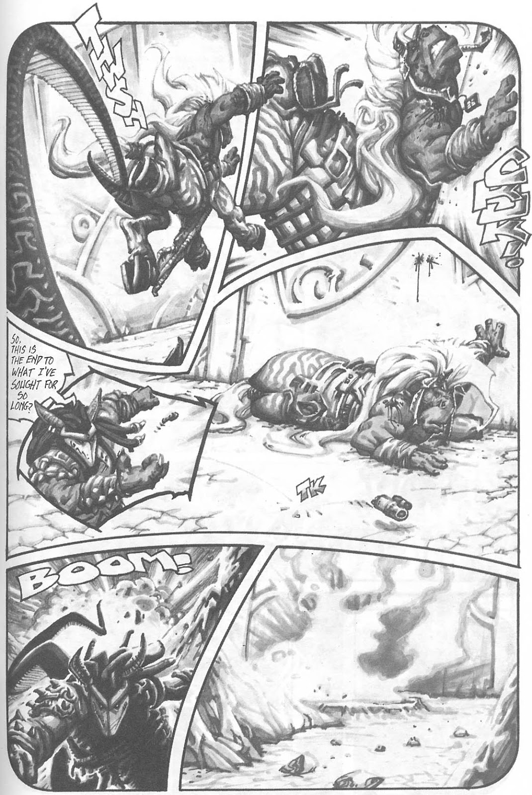 Read online Animal Mystic comic -  Issue #4 - 49