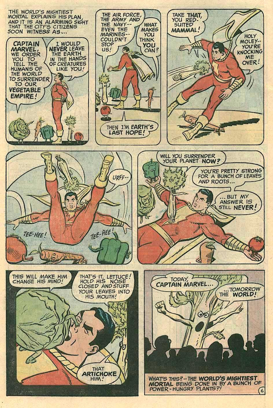 Read online Shazam! (1973) comic -  Issue #10 - 7