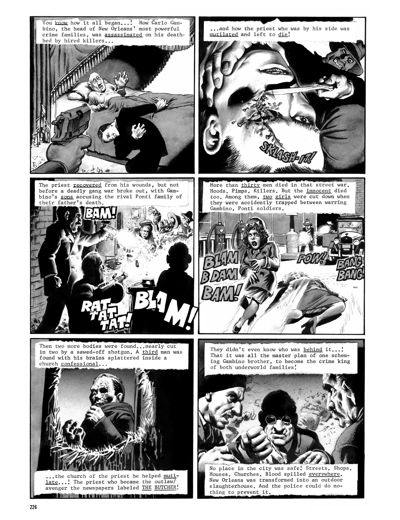 Read online Eerie Archives comic -  Issue # TPB 13 - 227