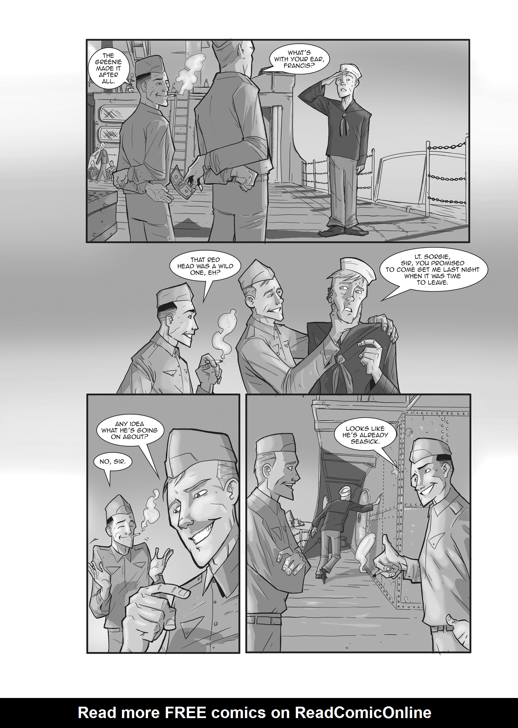 Read online FUBAR comic -  Issue #2 - 86