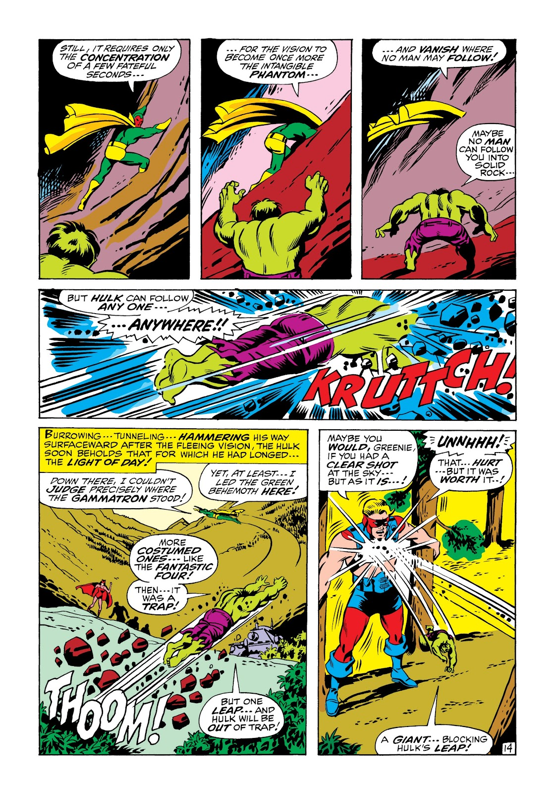 Read online Marvel Masterworks: The Incredible Hulk comic -  Issue # TPB 6 (Part 2) - 47