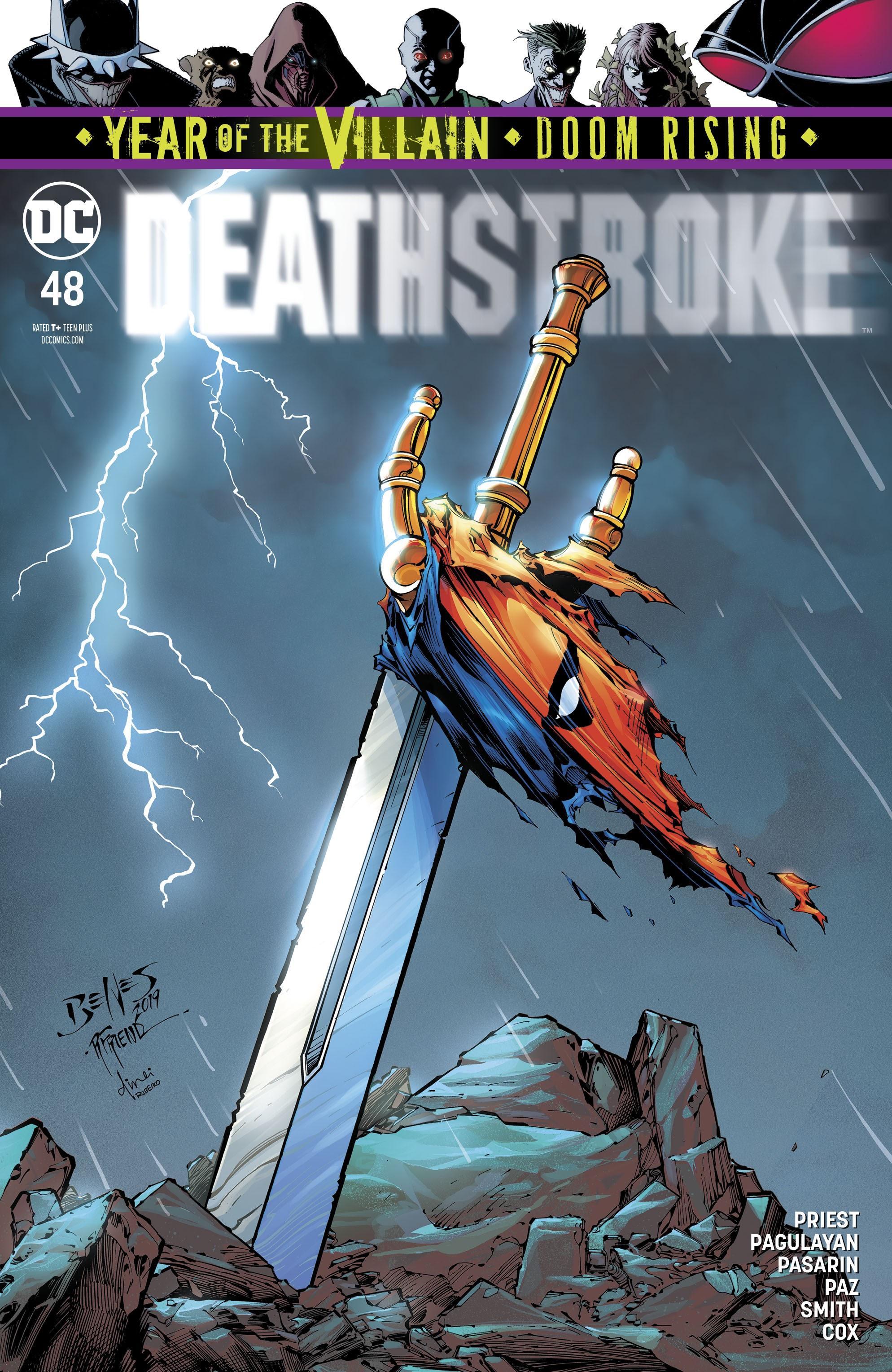 Deathstroke (2016) 48 Page 1