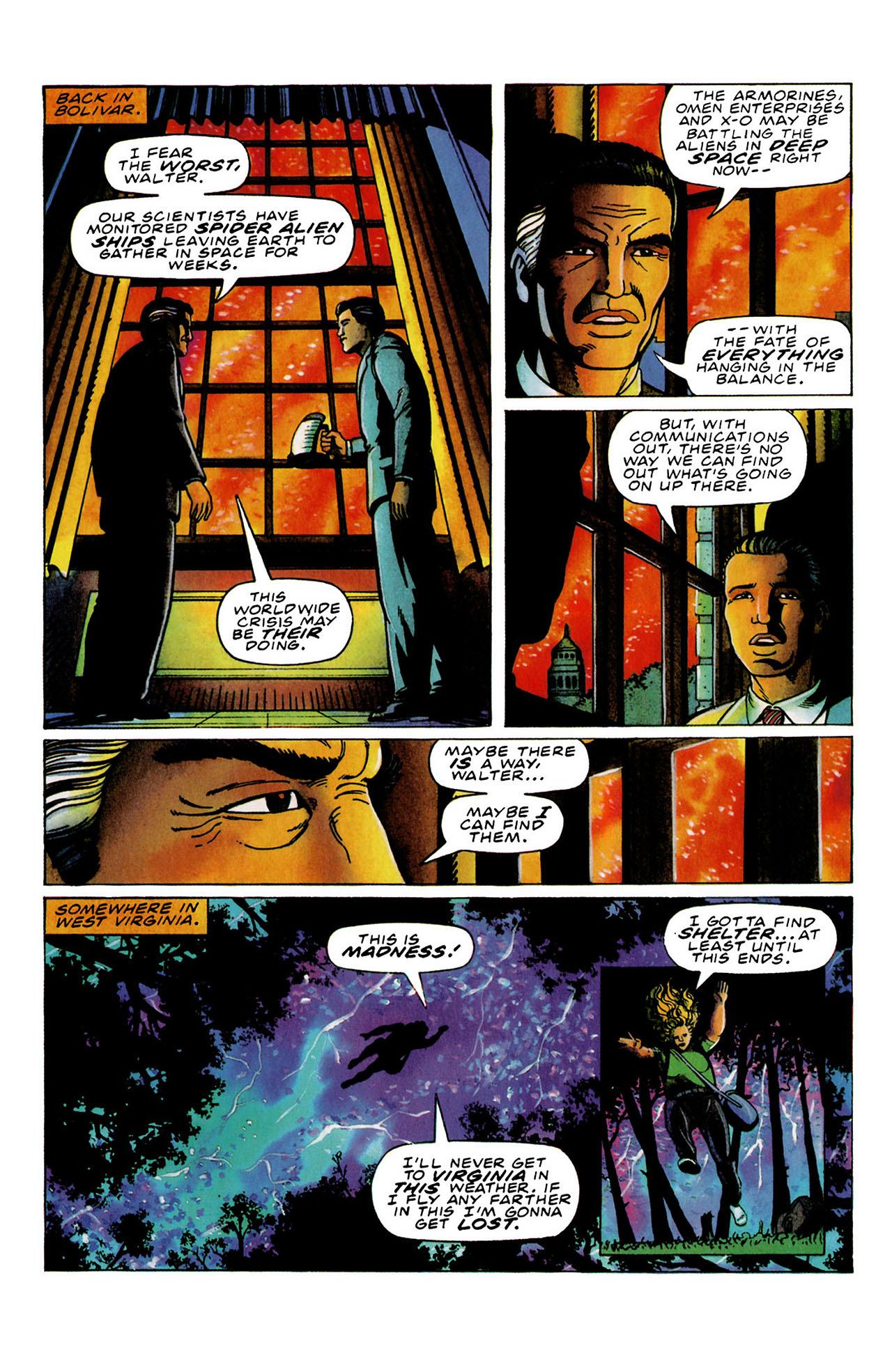 Read online Harbinger (1992) comic -  Issue #34 - 15