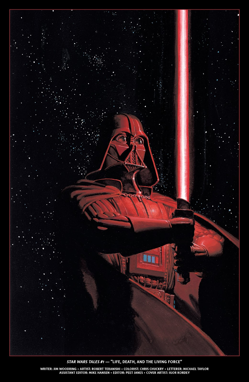 Read online Star Wars Legends: Rise of the Sith - Epic Collection comic -  Issue # TPB 1 (Part 3) - 10