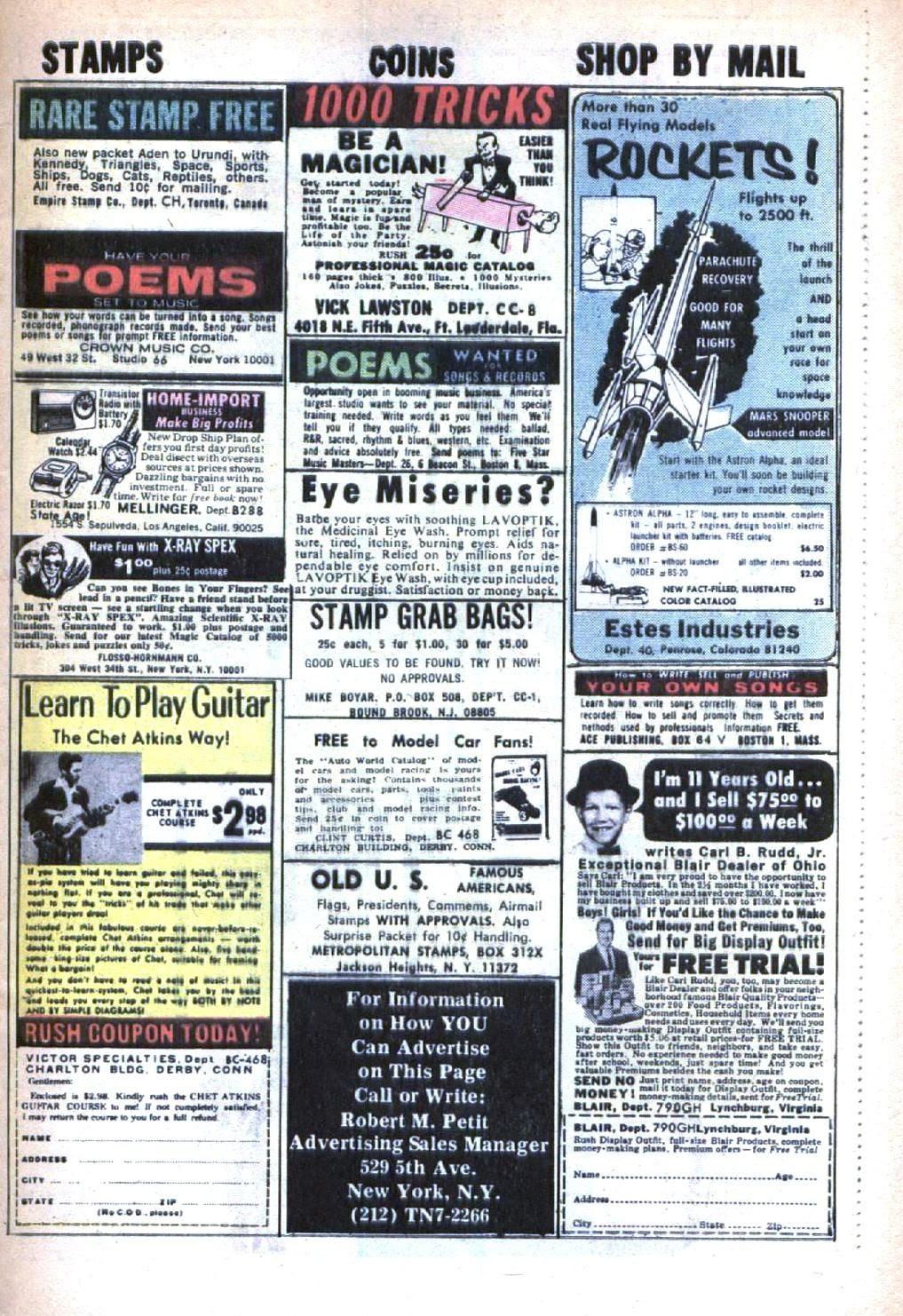 Strange Suspense Stories (1967) issue 3 - Page 33
