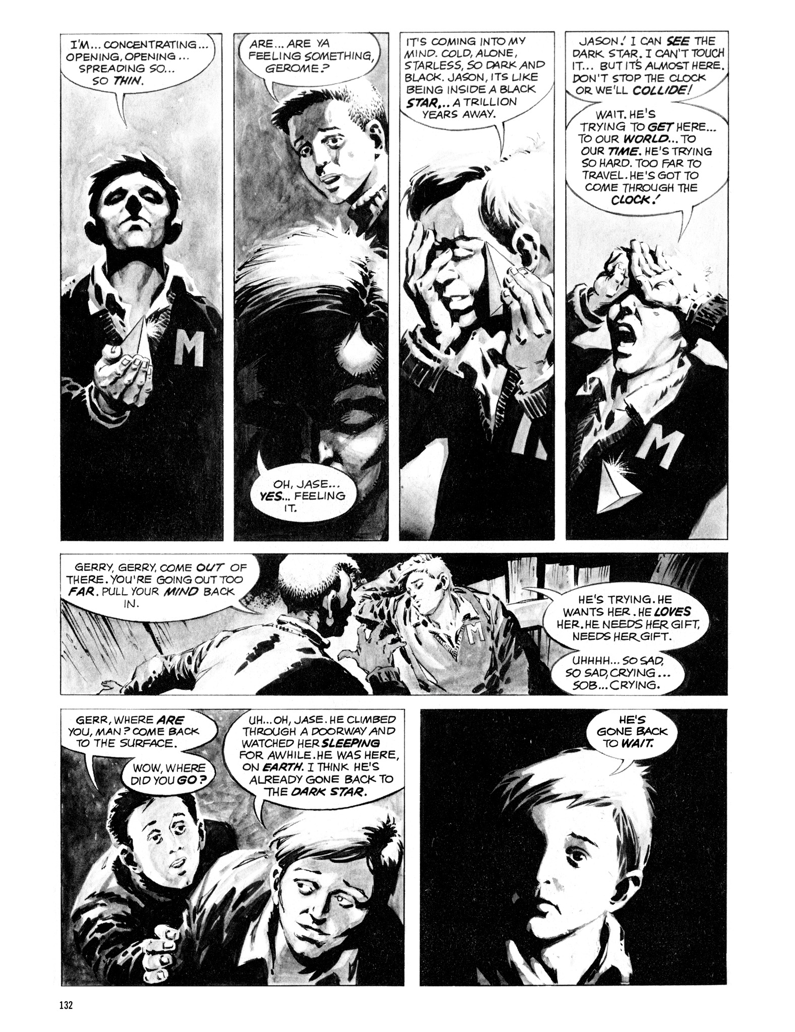 Read online Eerie Archives comic -  Issue # TPB 16 - 133