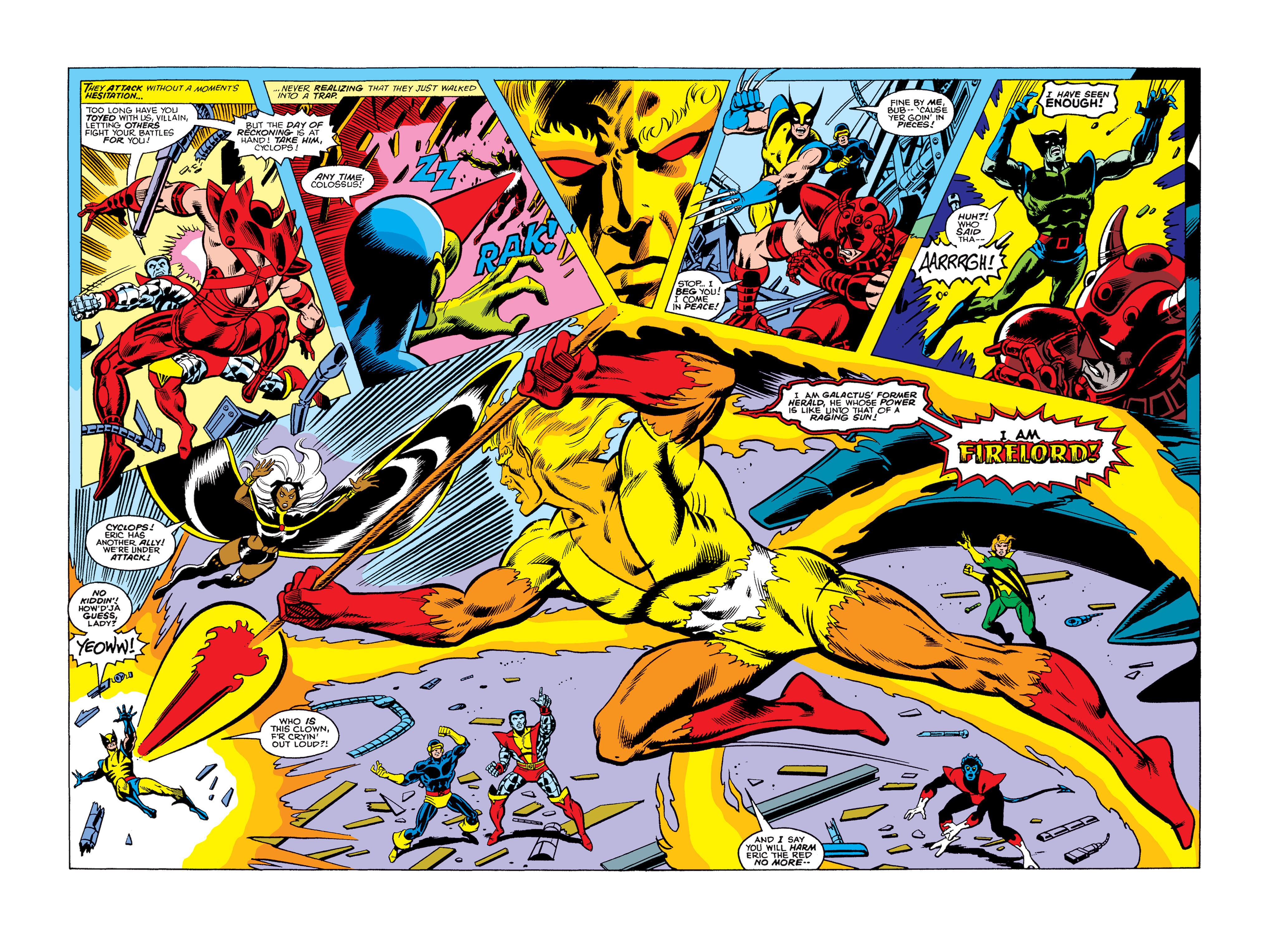 Read online Uncanny X-Men (1963) comic -  Issue #105 - 3