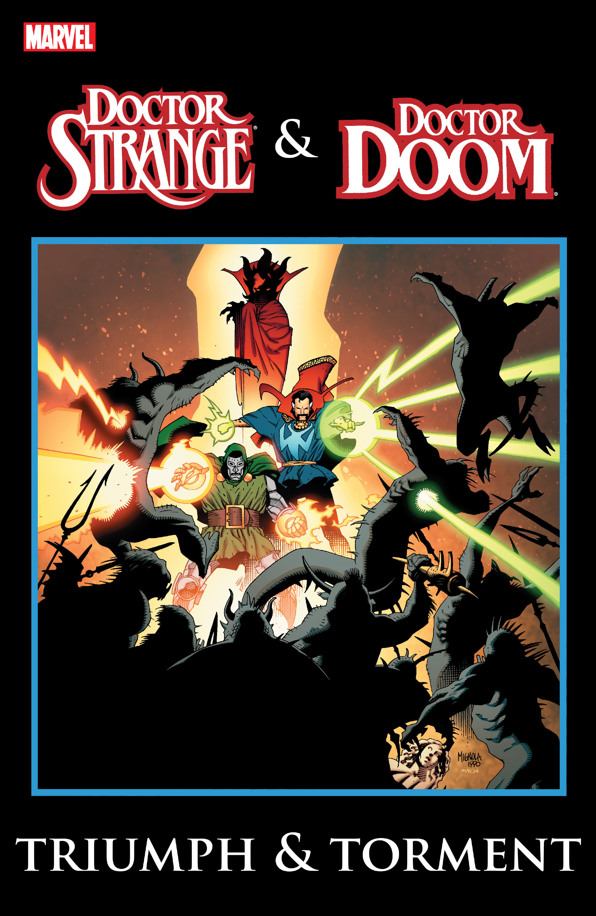Doctor Strange & Doctor Doom: Triumph and Torment Full Page 1