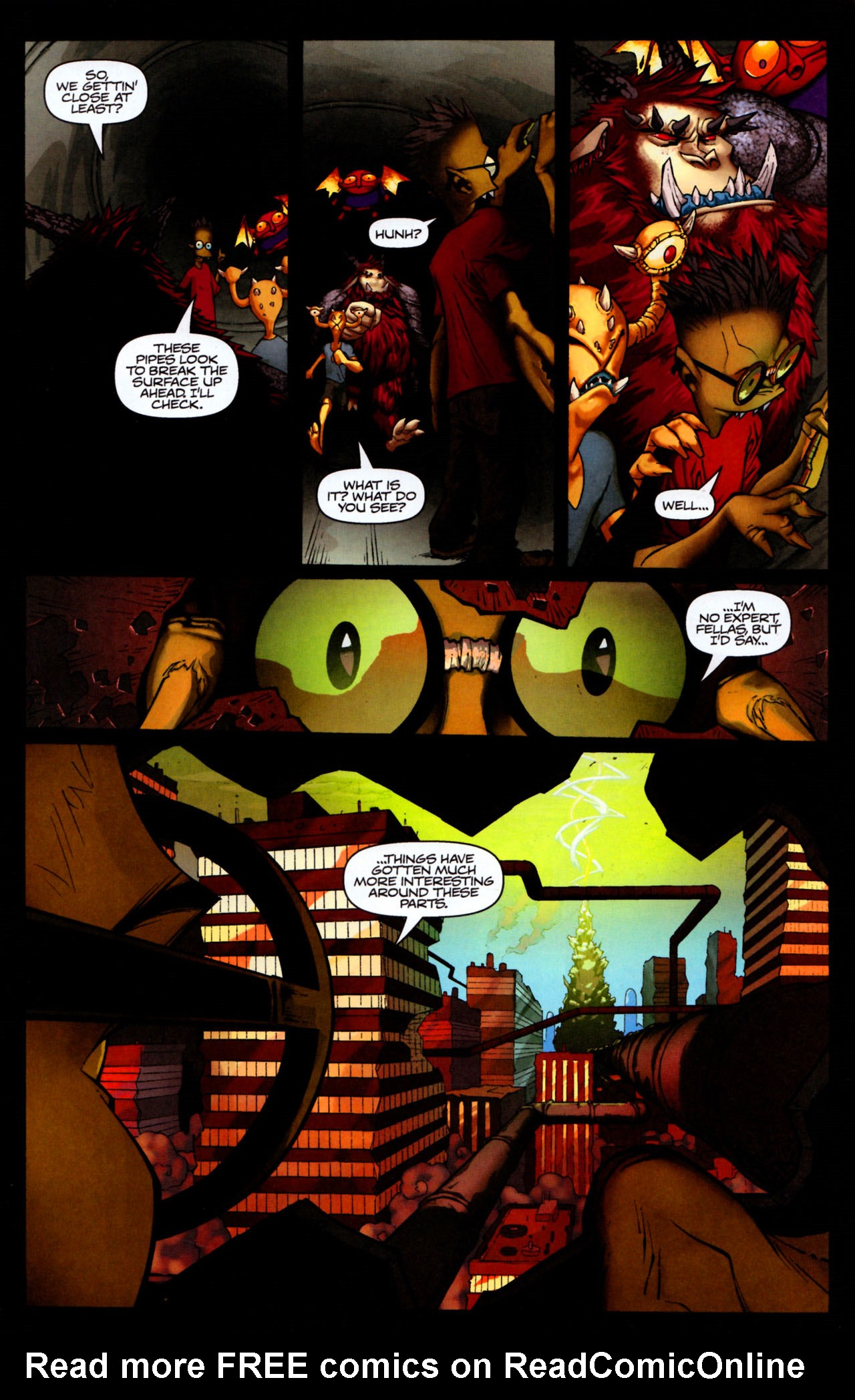 Read online Shrugged (2006) comic -  Issue #8 - 10