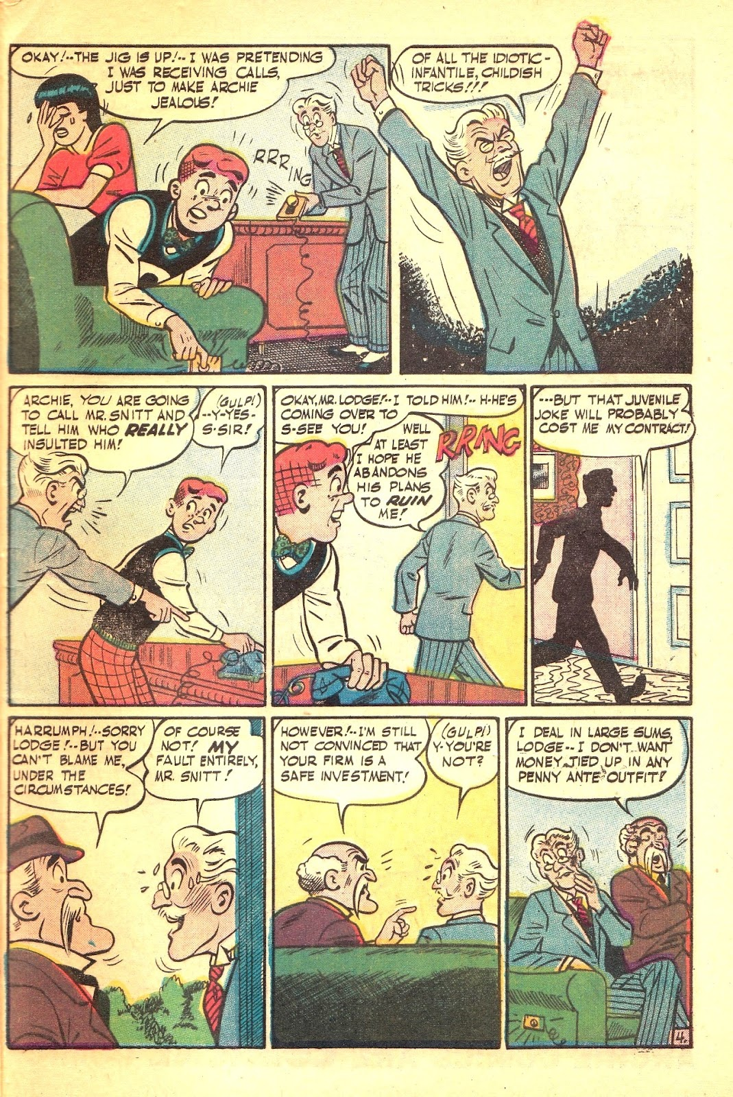 Archie Comics issue 087 - Page 33