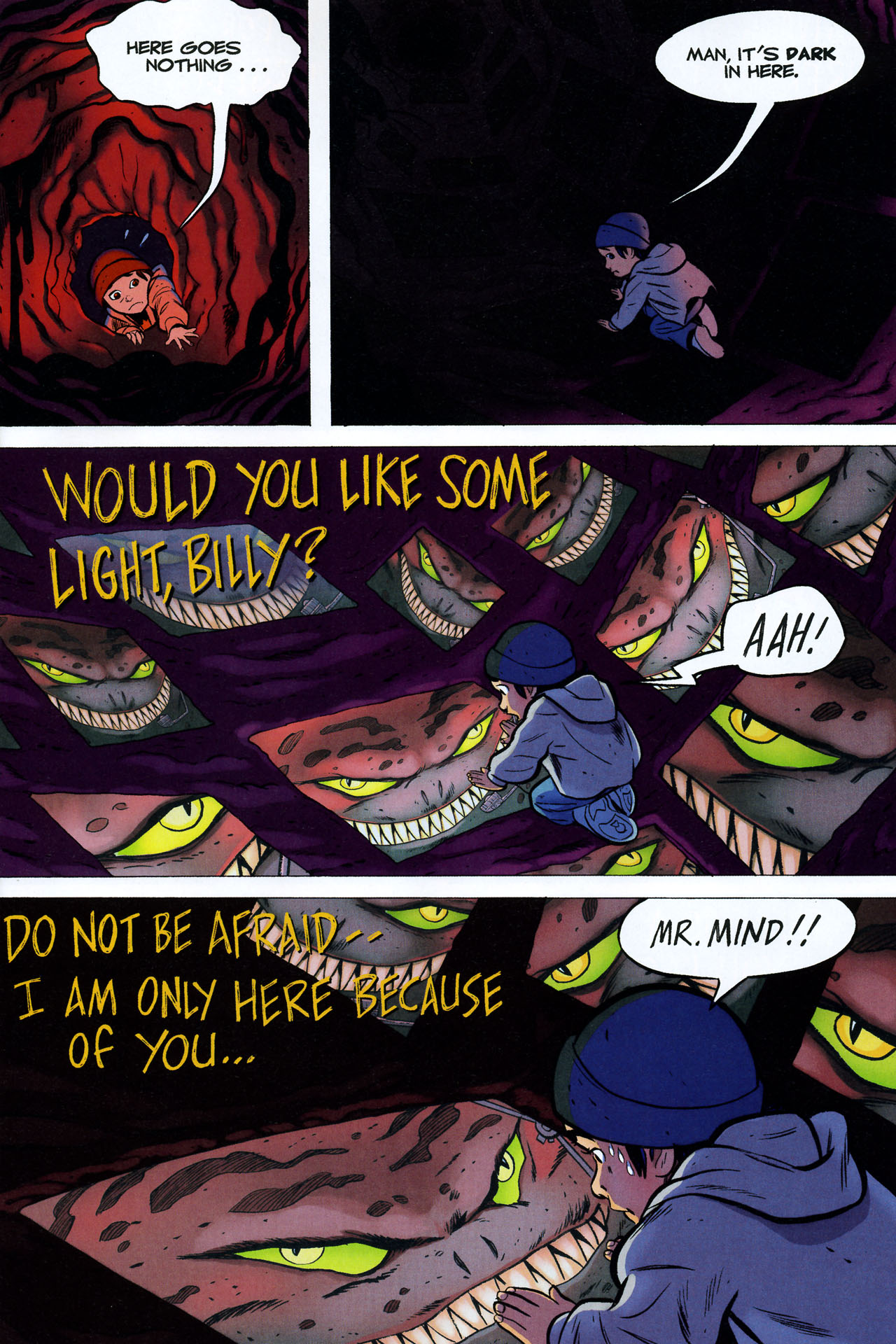 Read online Shazam!: The Monster Society of Evil comic -  Issue #4 - 9