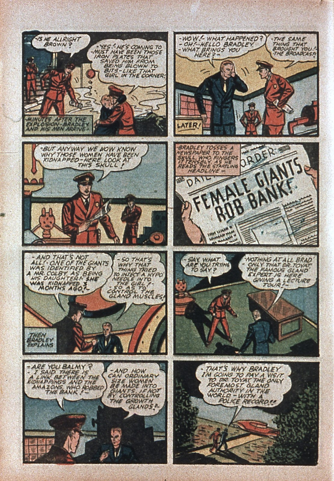 Amazing Man Comics issue 7 - Page 23