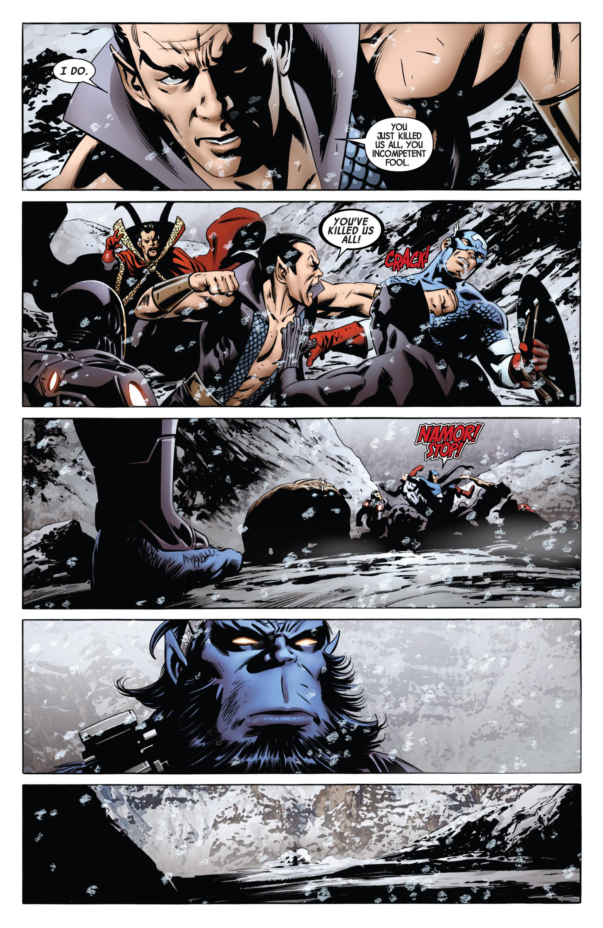 Read online Secret Wars Prelude comic -  Issue # Full - 242
