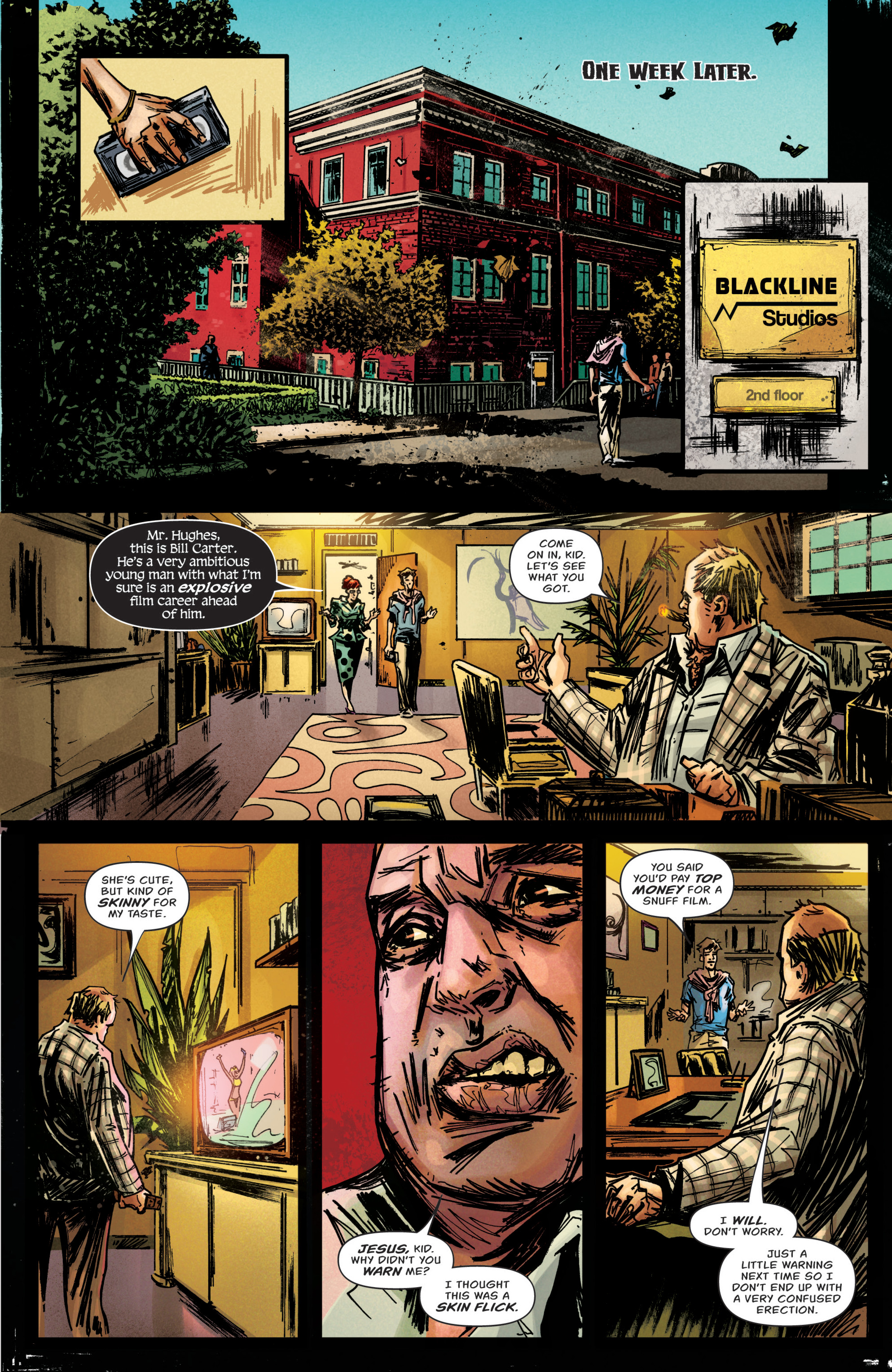 Read online Grimm Tales of Terror: Vol. 3 comic -  Issue #5 - 9