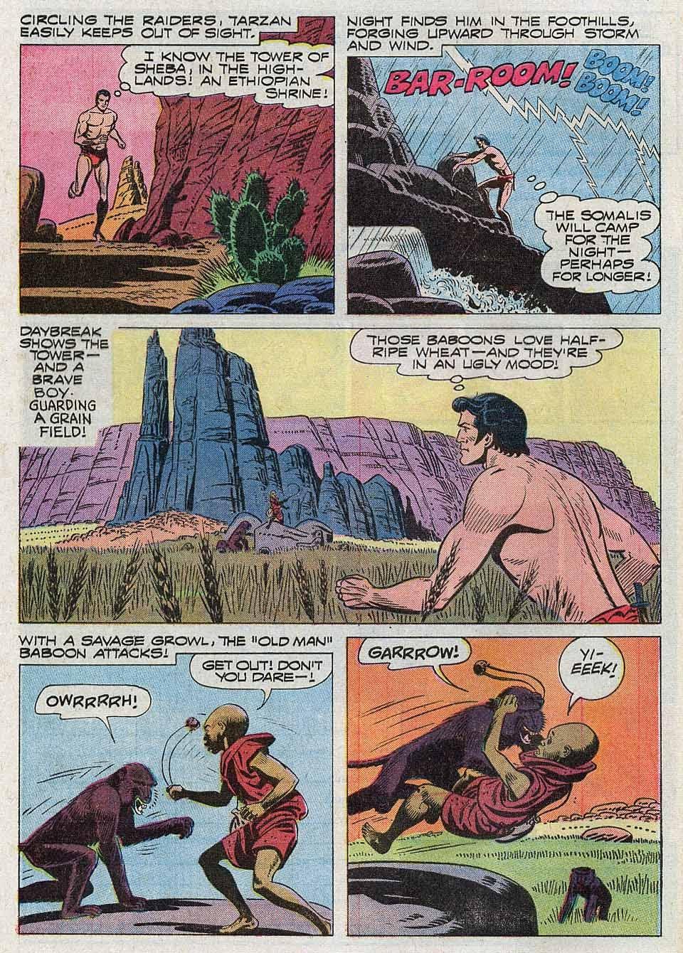 Tarzan (1962) issue 204 - Page 8
