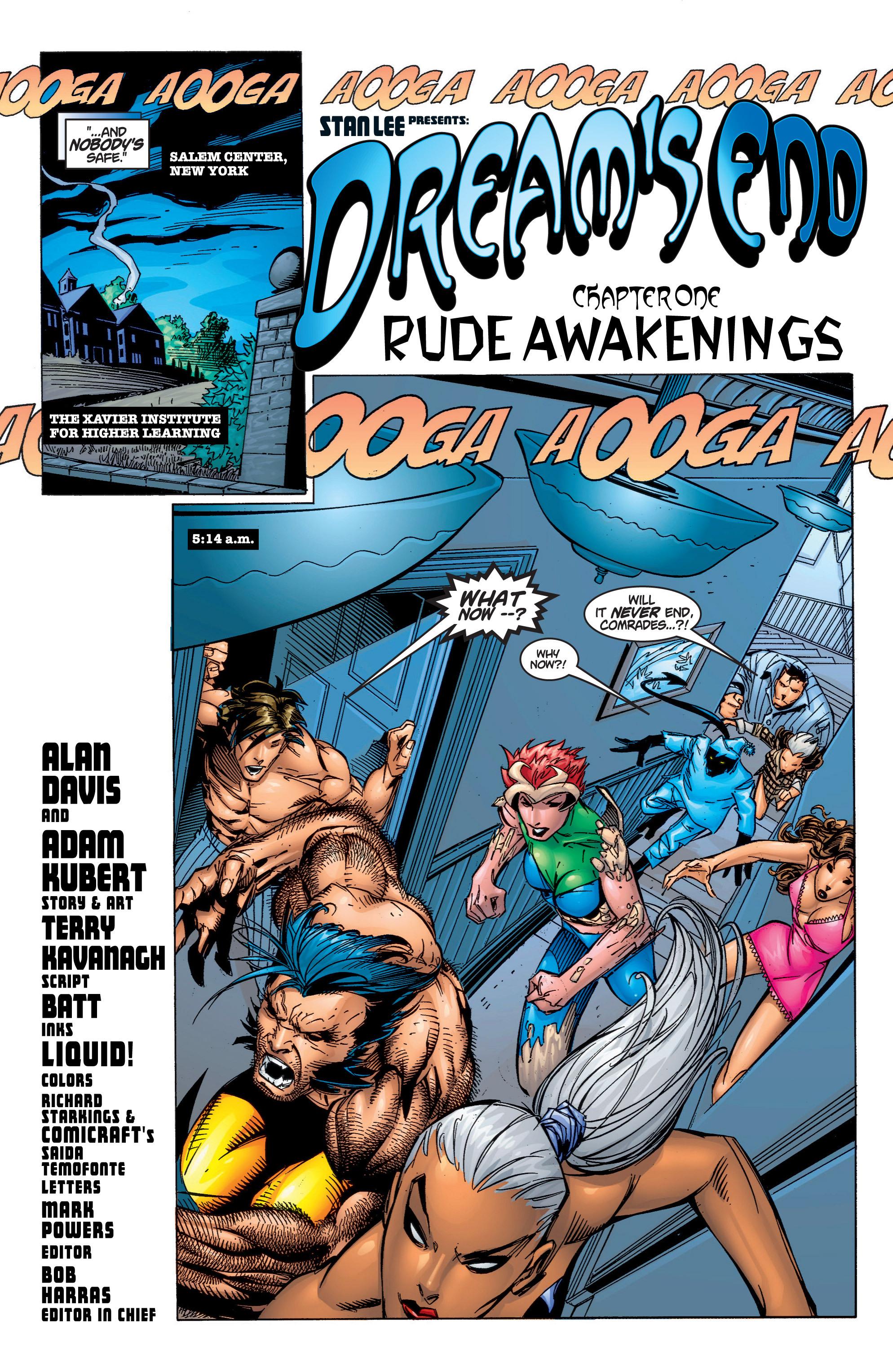 Read online Uncanny X-Men (1963) comic -  Issue #372 - 3