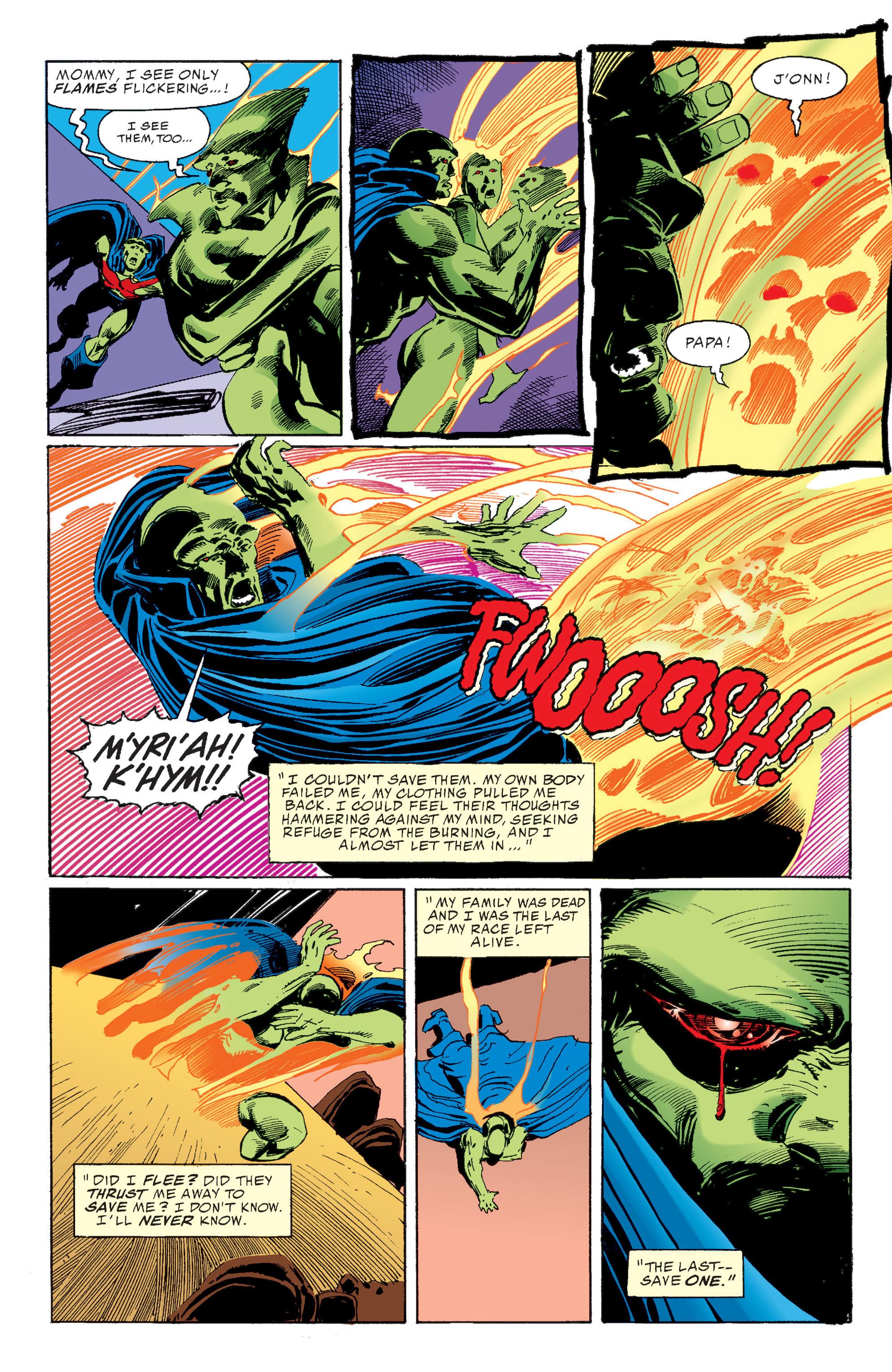 Read online Martian Manhunter: Son of Mars comic -  Issue # TPB - 13