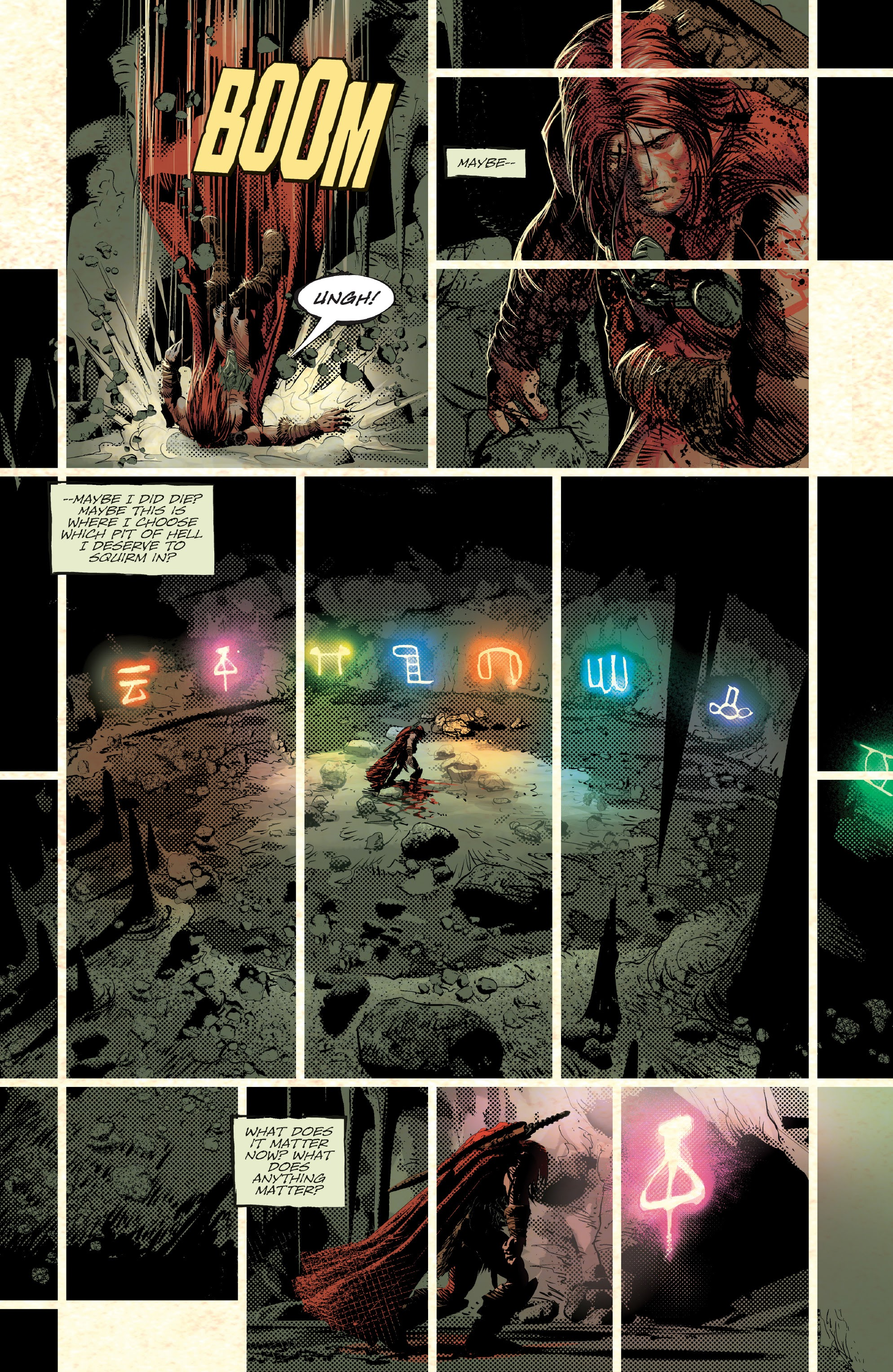 Berserker Unbound #1 #1 - English 23