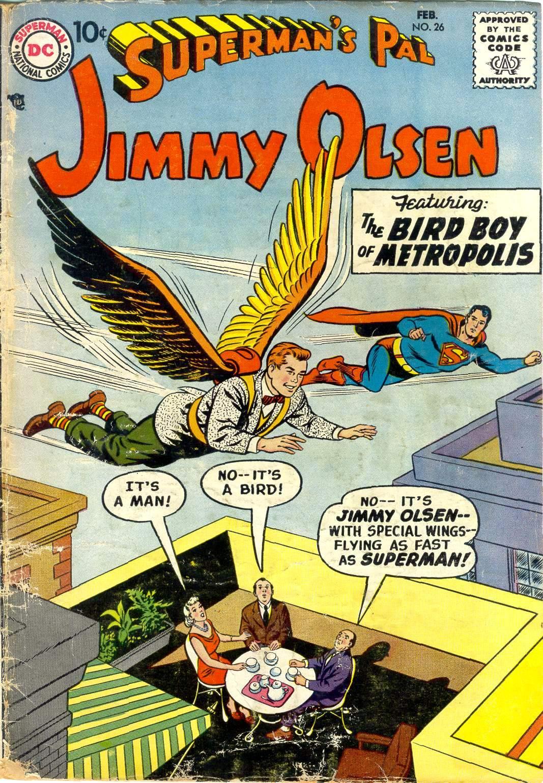 Supermans Pal Jimmy Olsen (1954) 26 Page 1