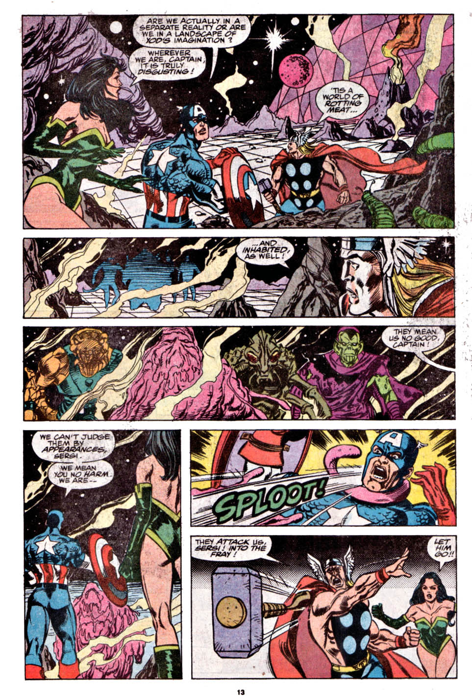 The Avengers (1963) 330 Page 9